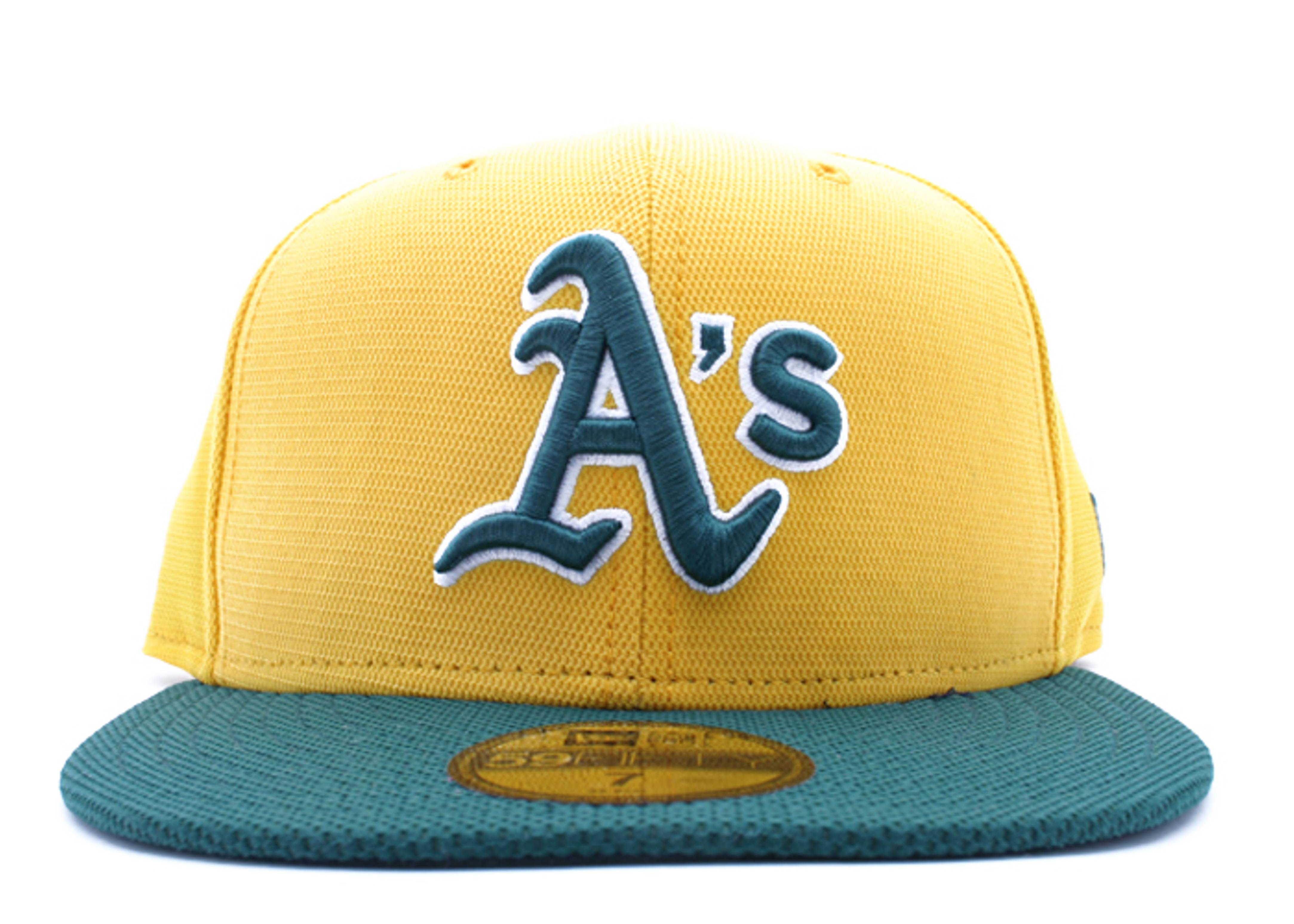 oakland as 2tone fitted