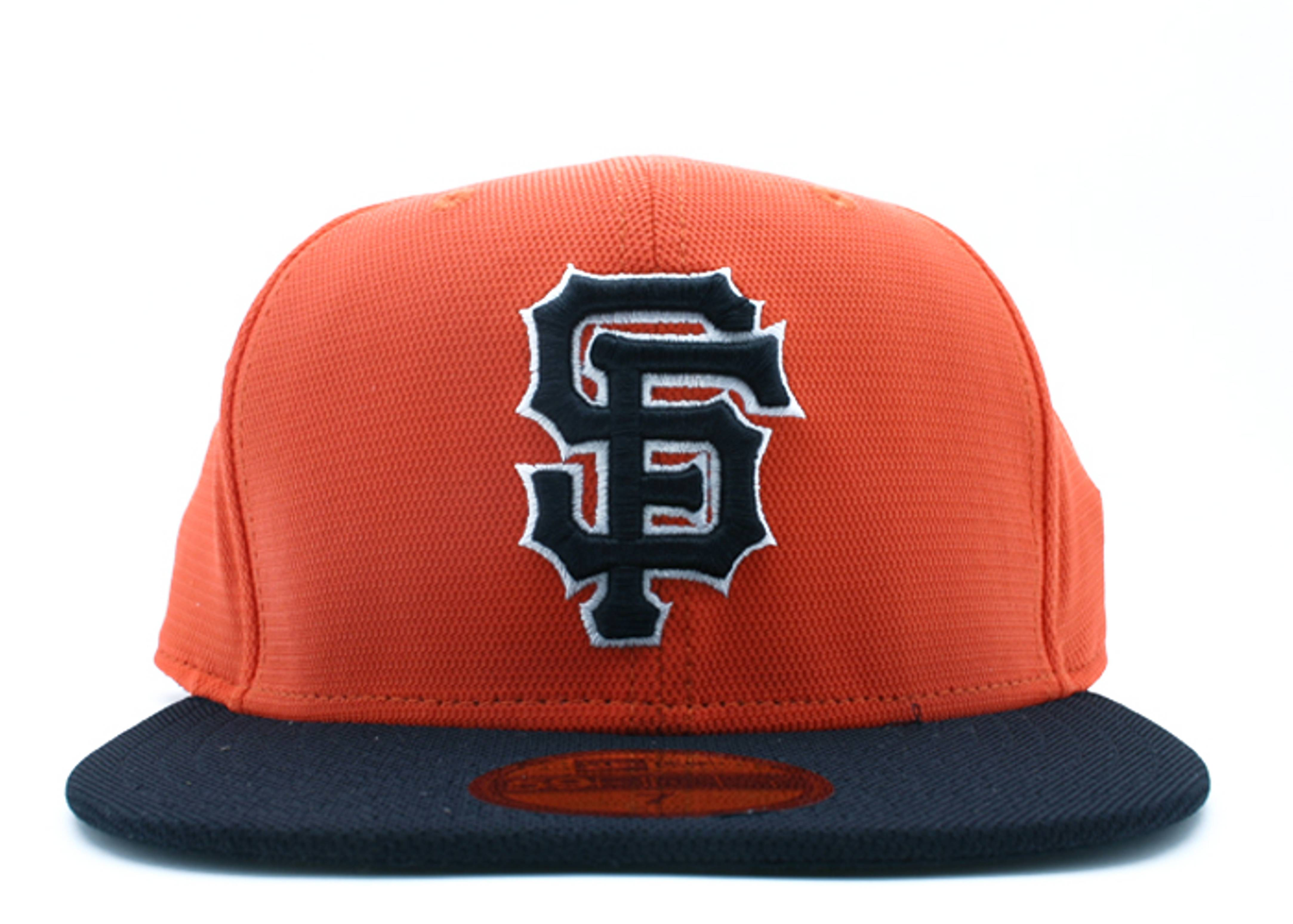 san francisco giants 2tone fitted
