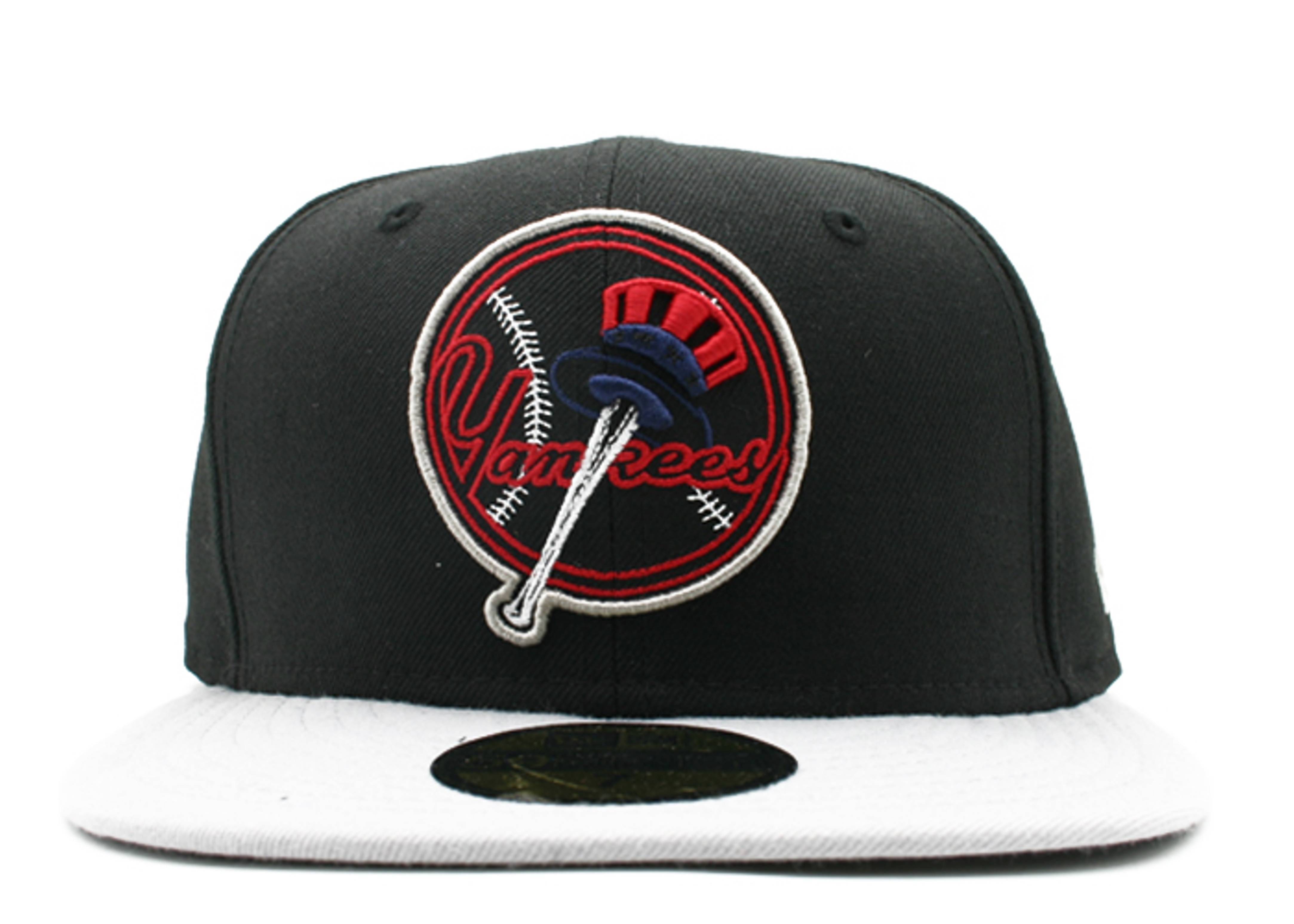 """new york yankees 2tone fitted """"neon sign"""""""