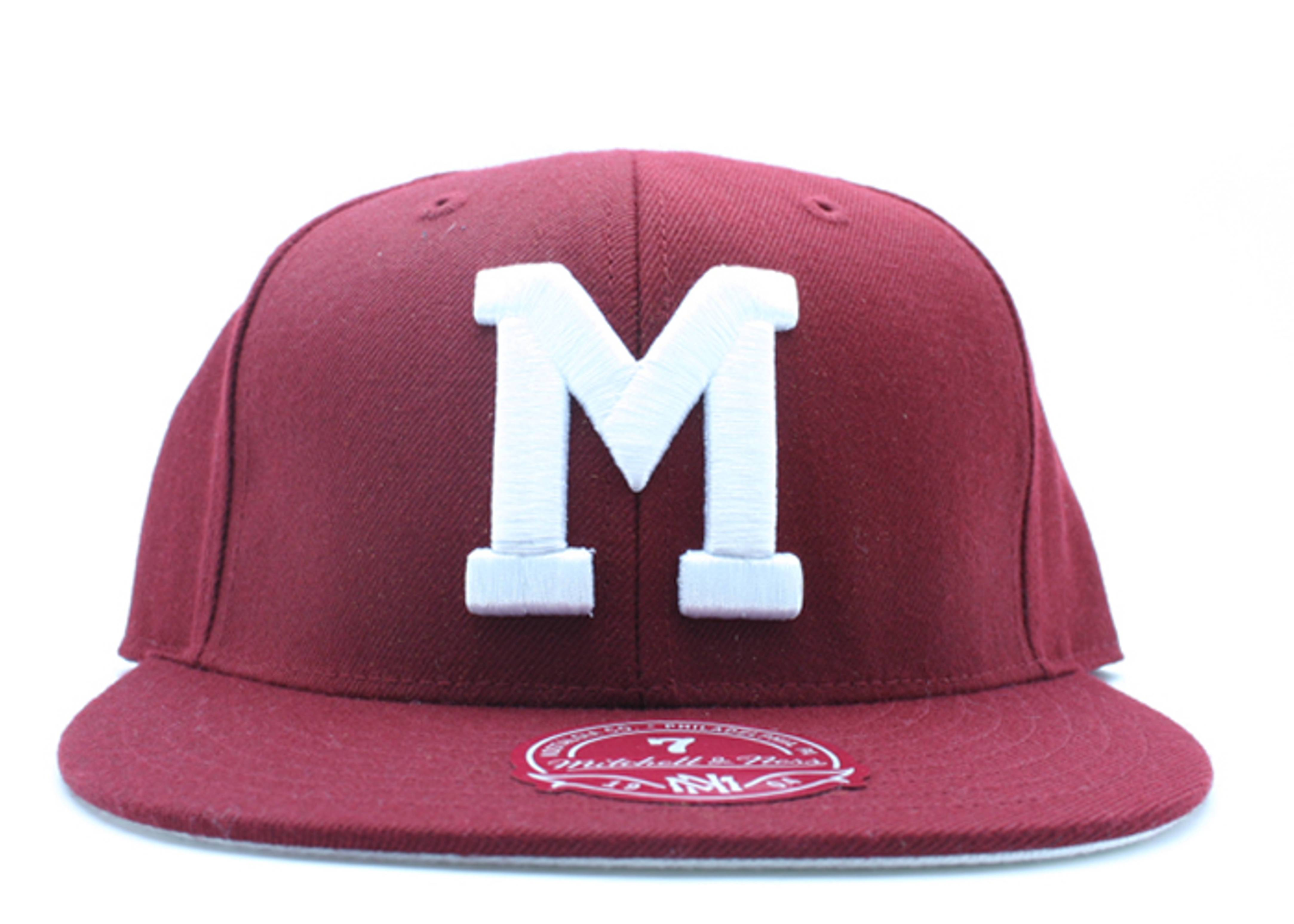 montreal maroons fitted