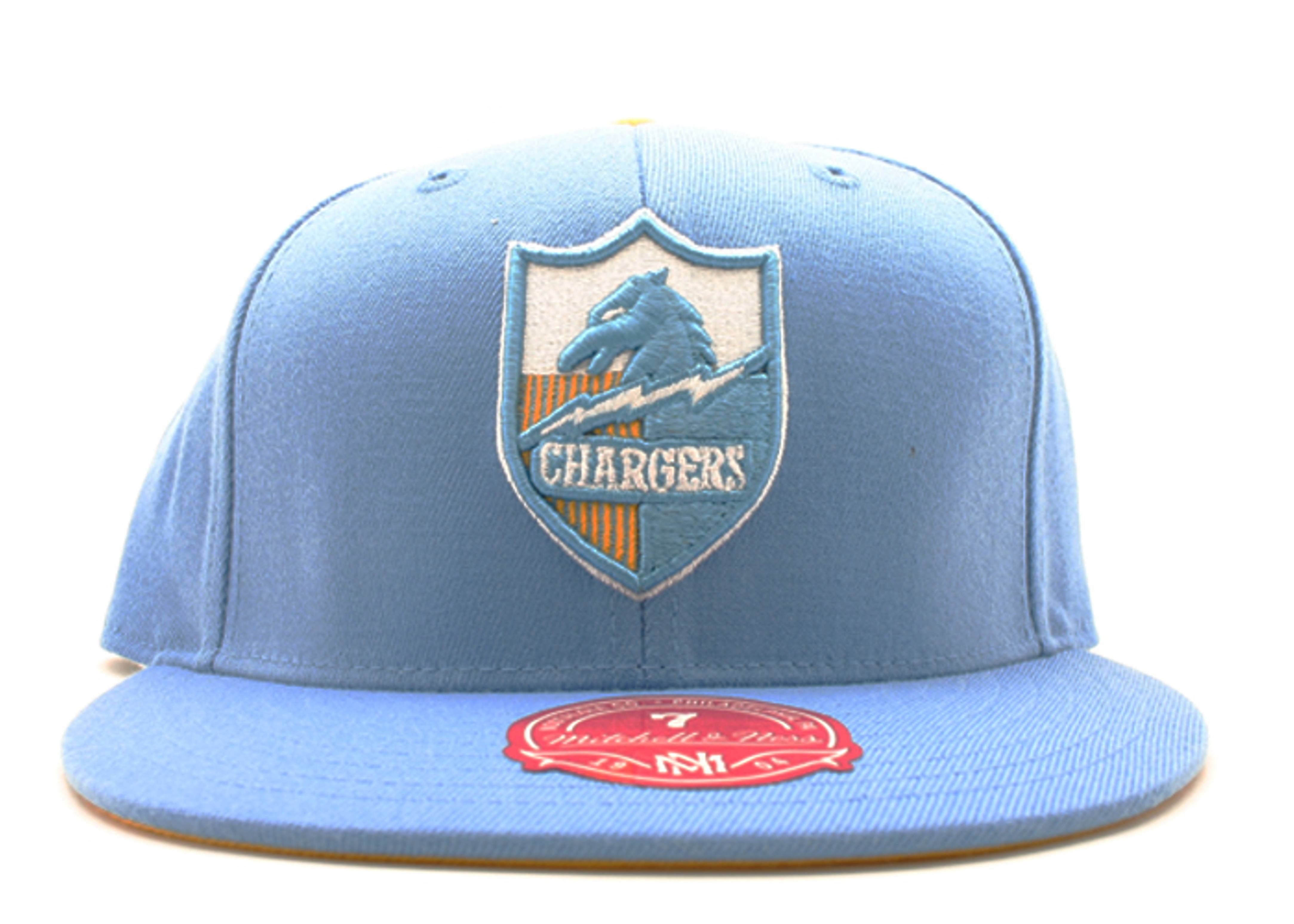 san diego chargers fitted