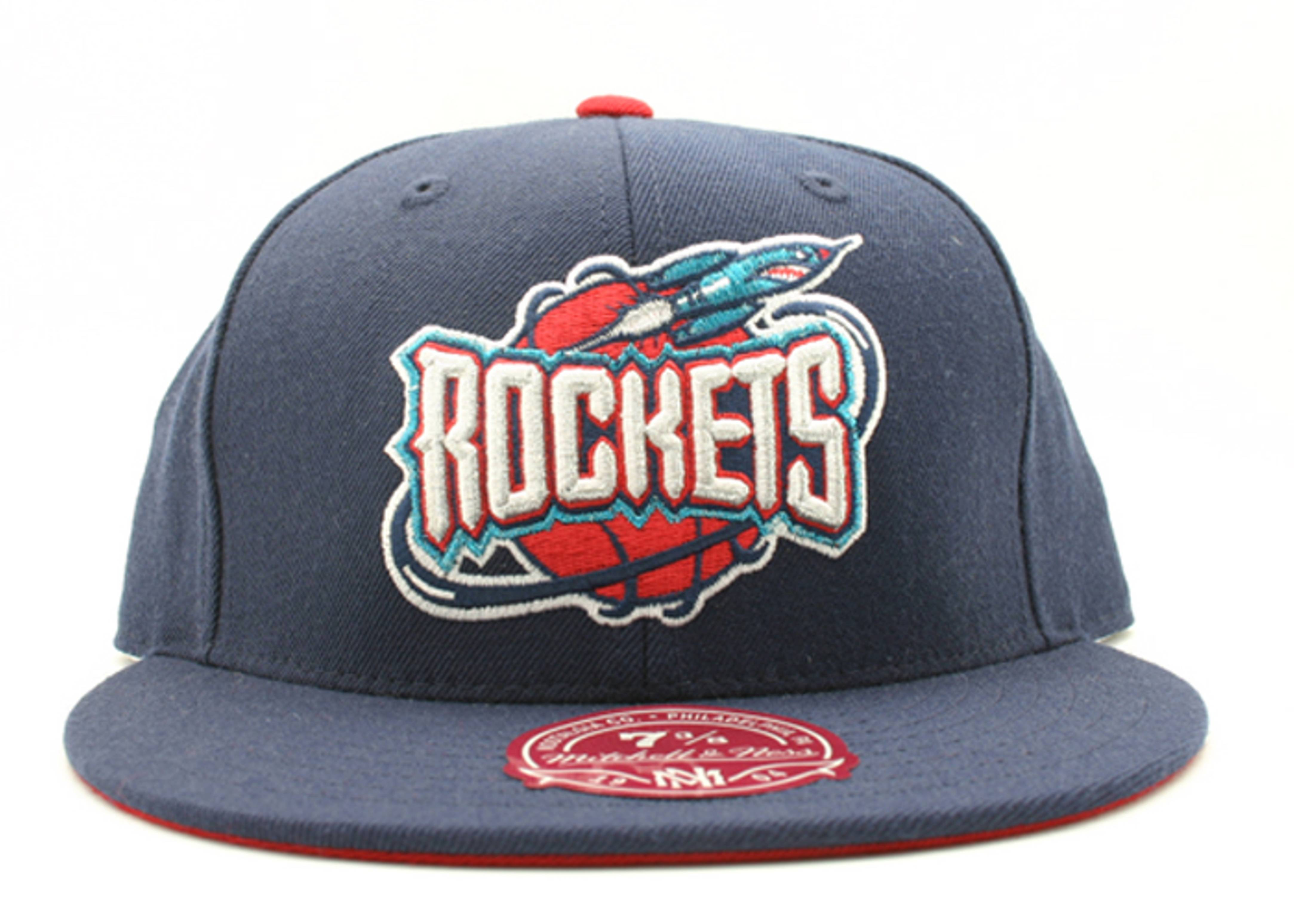 houston rockets fitted