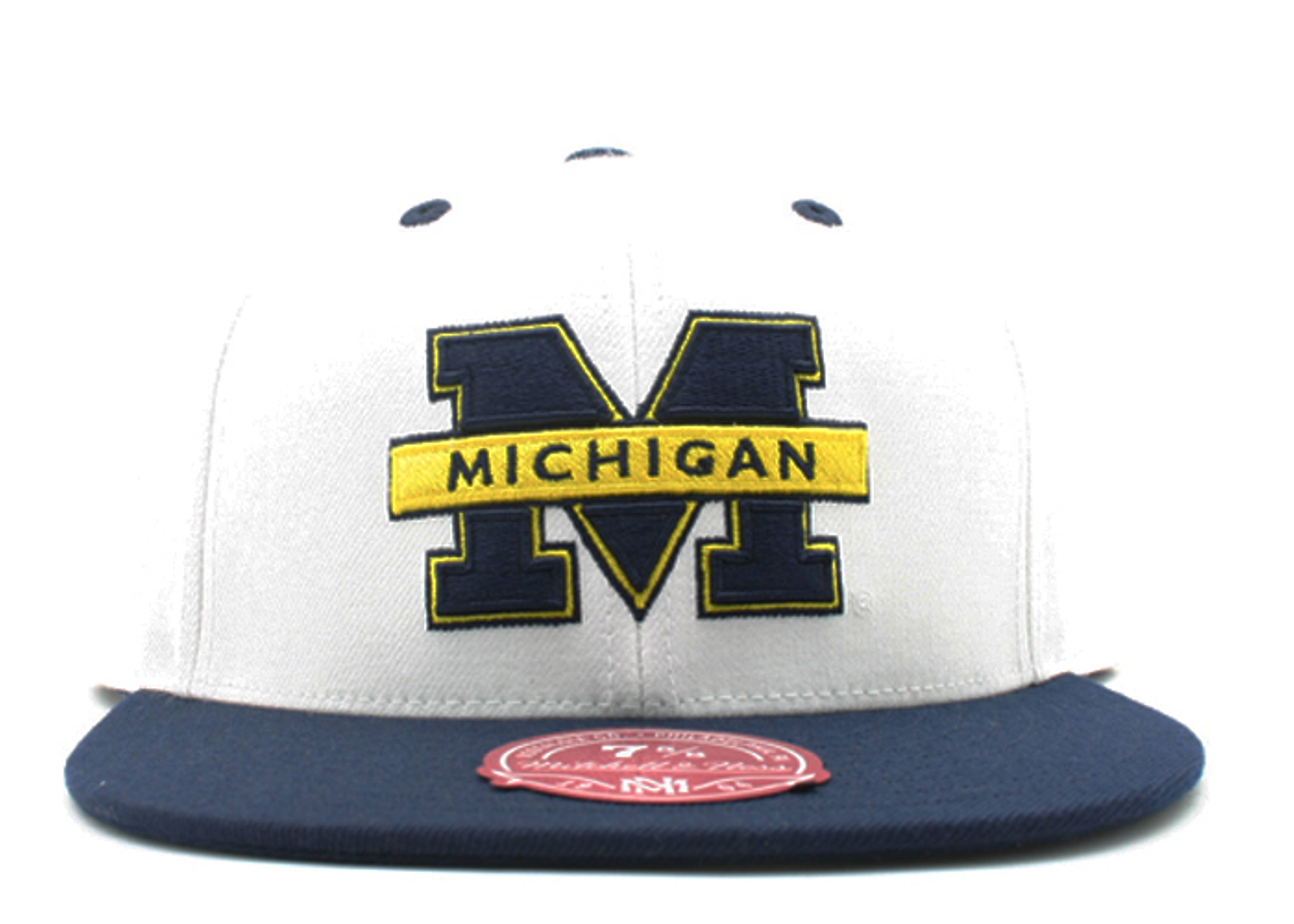 university of michigan 2tone fitted
