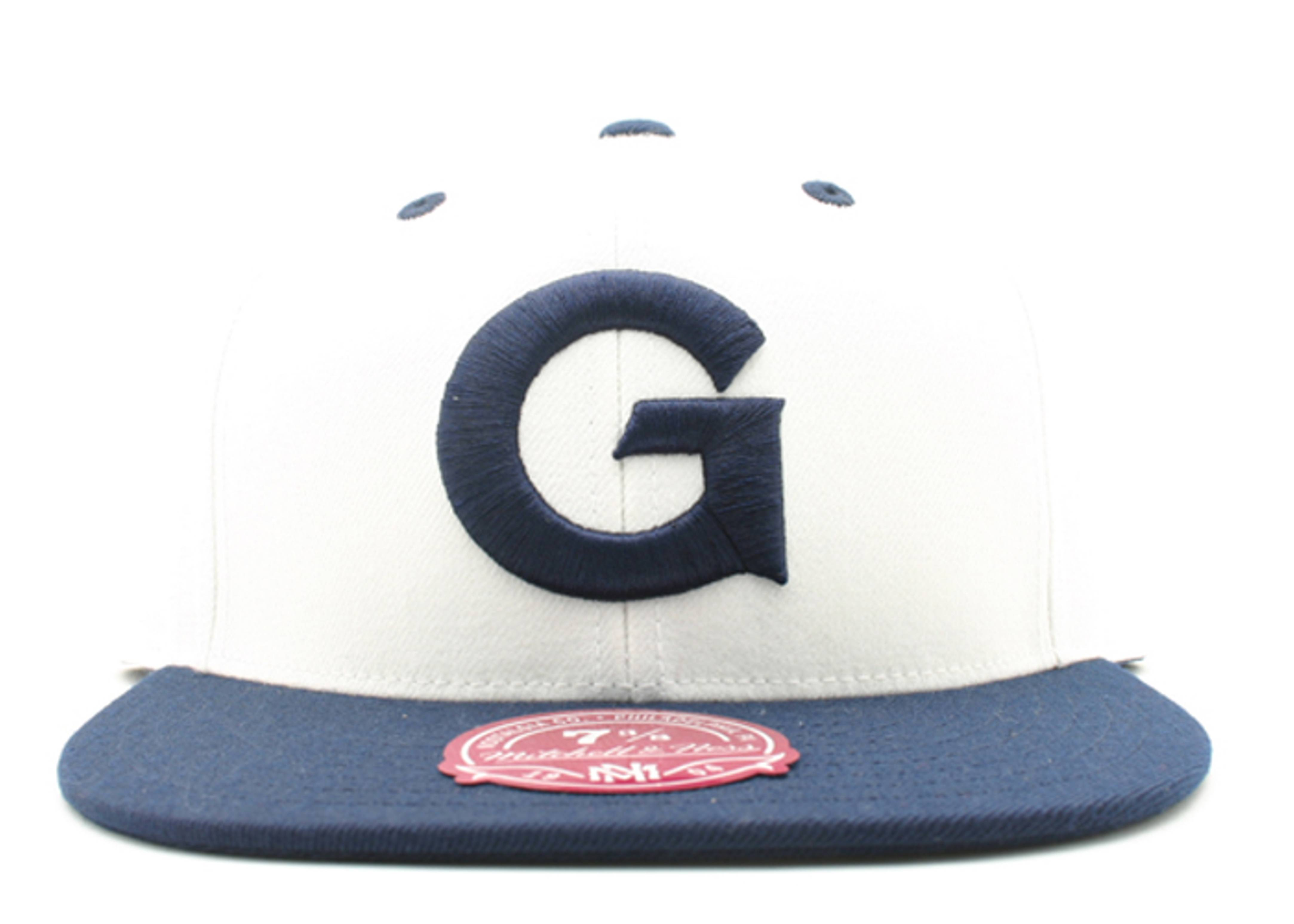 georgetown university 2tone fitted