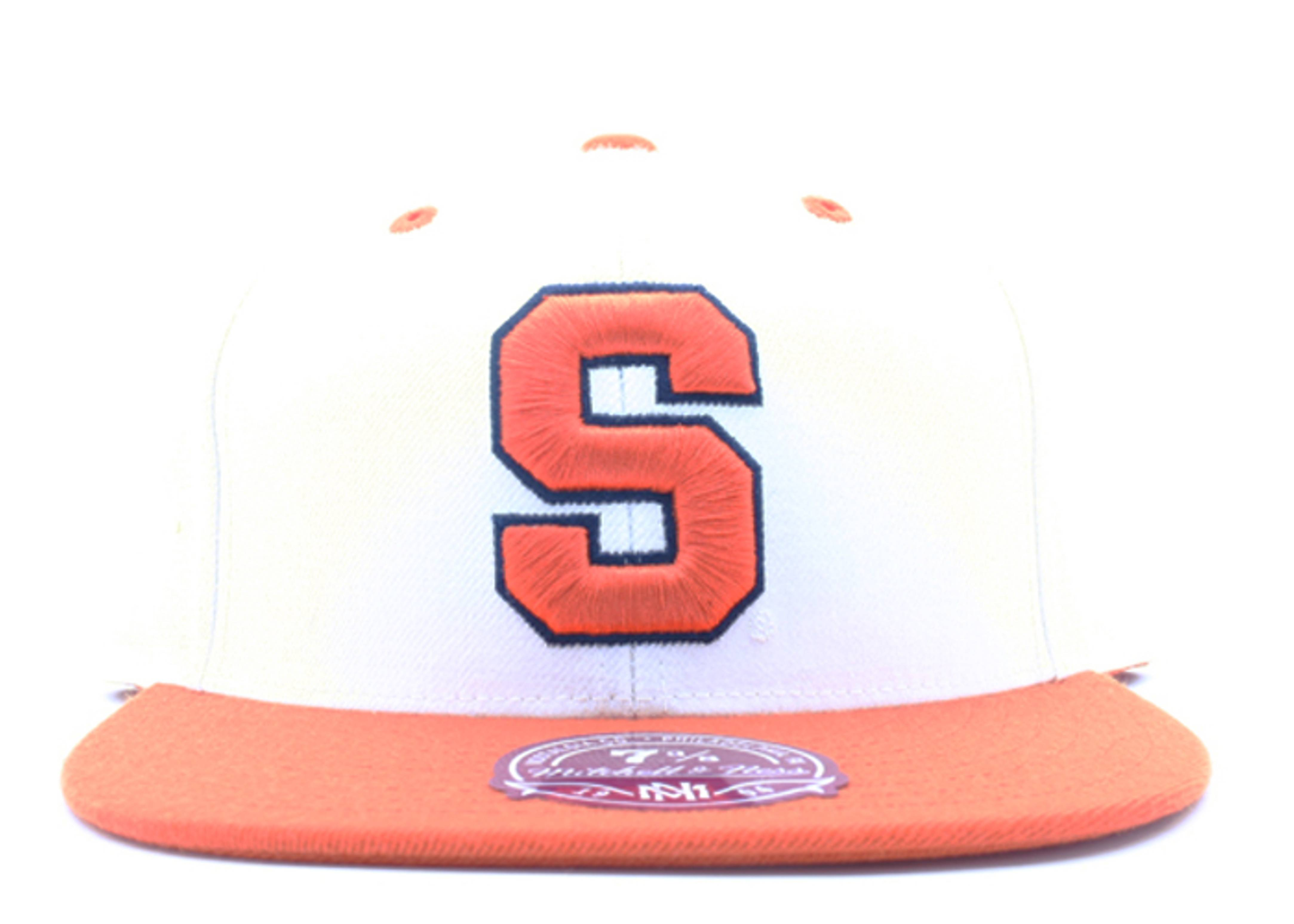 syracuse university 2tone fitted