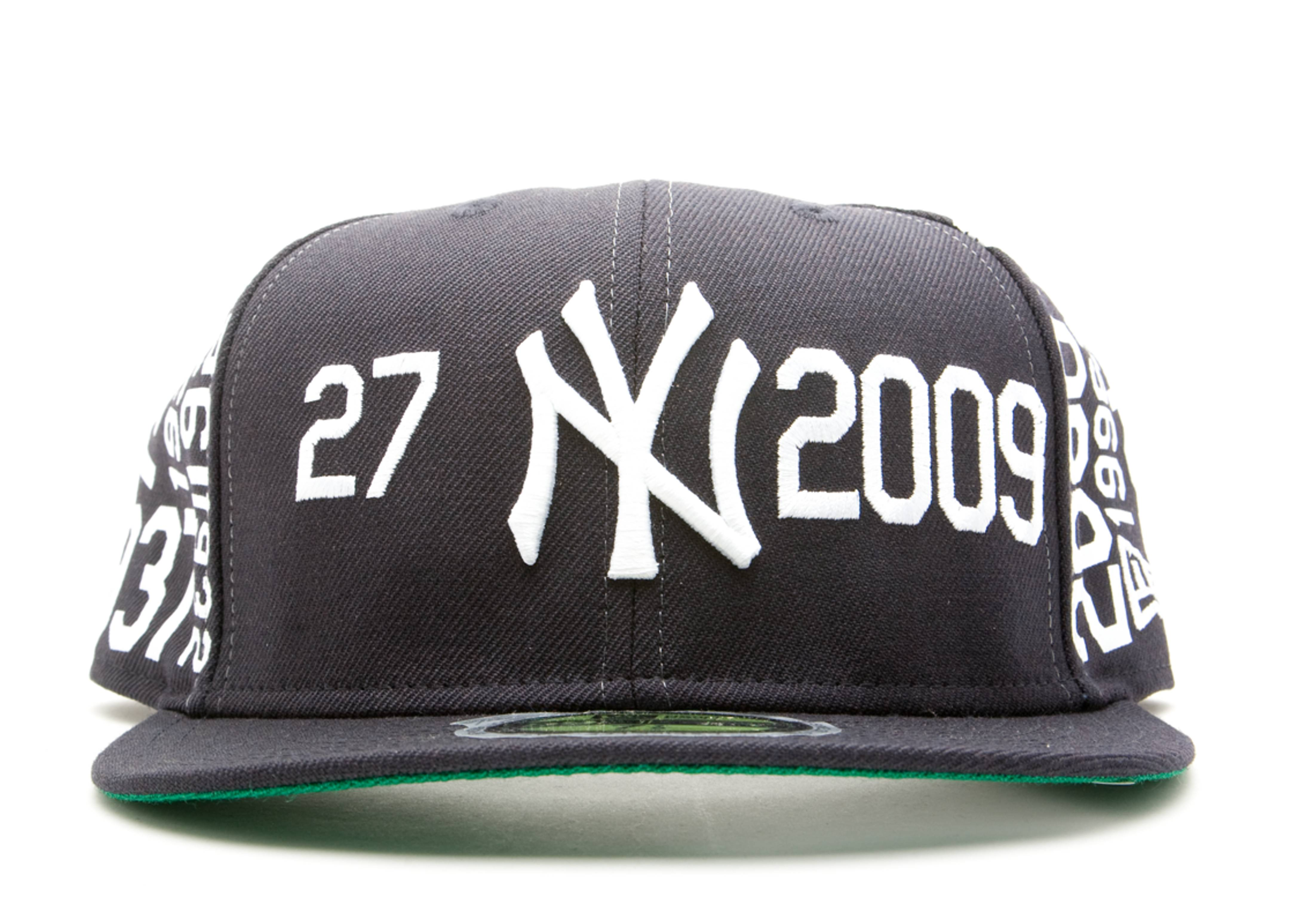 "new york yankee fitted ""spike lee joint 2.0"""
