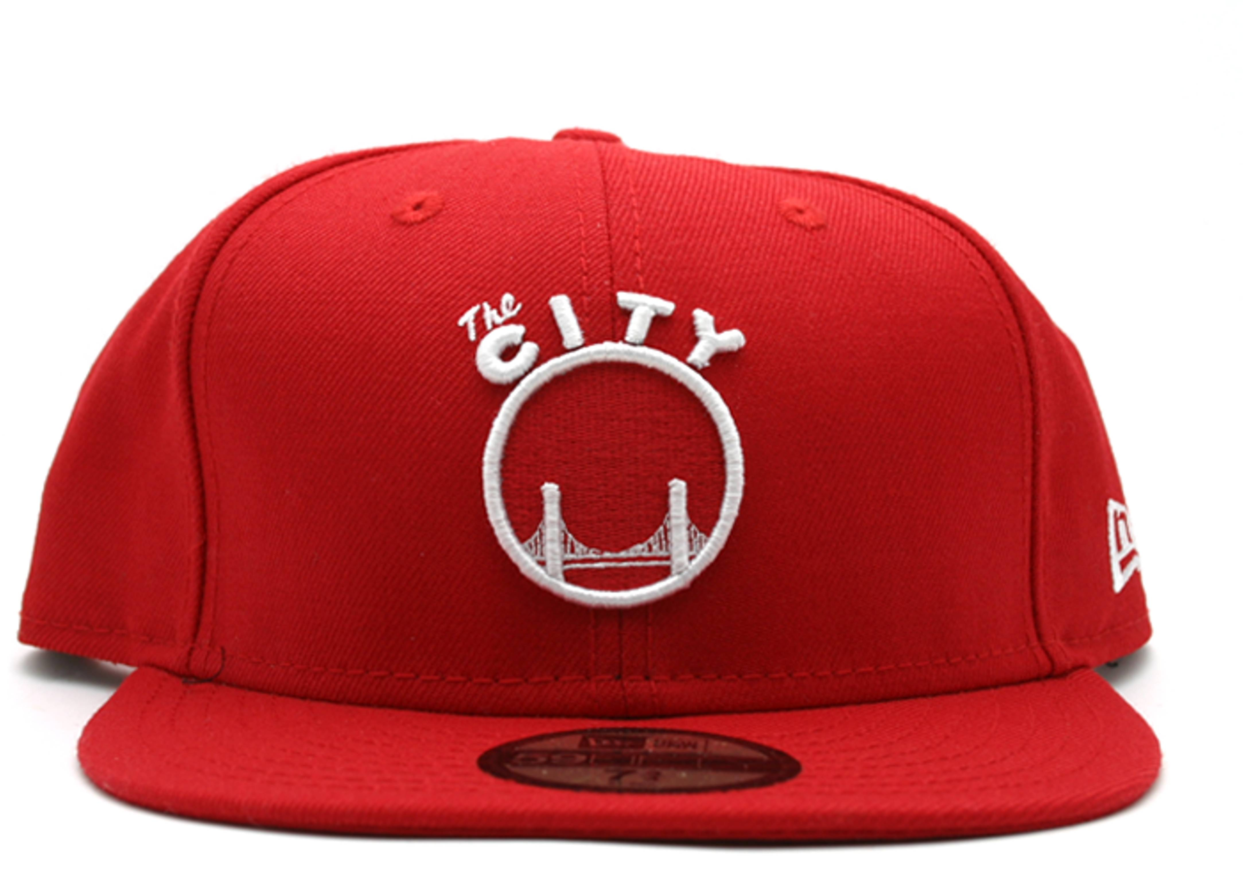 san francisco warriors fitted