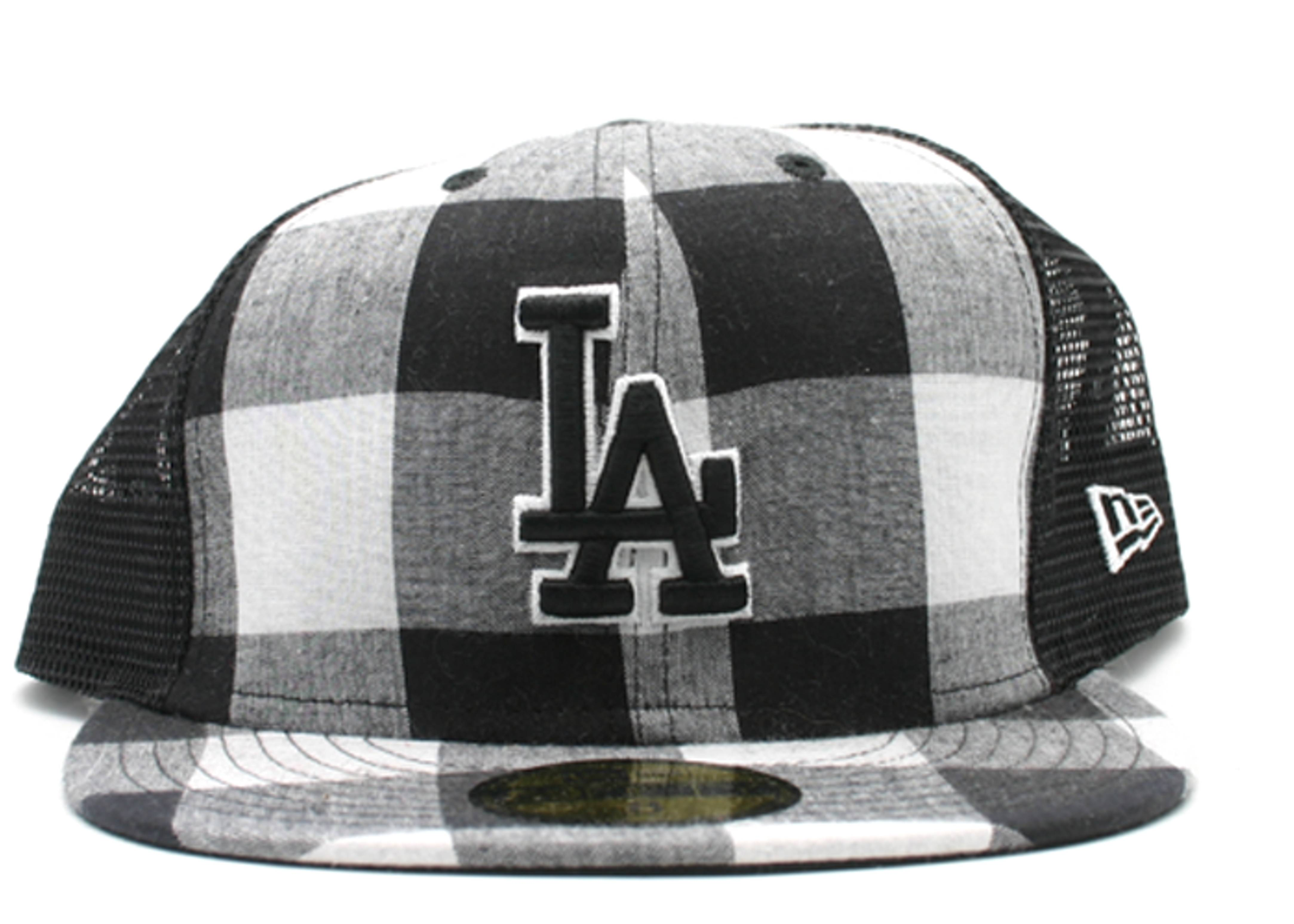 "los angeles dodgers fitted ""mesh"""