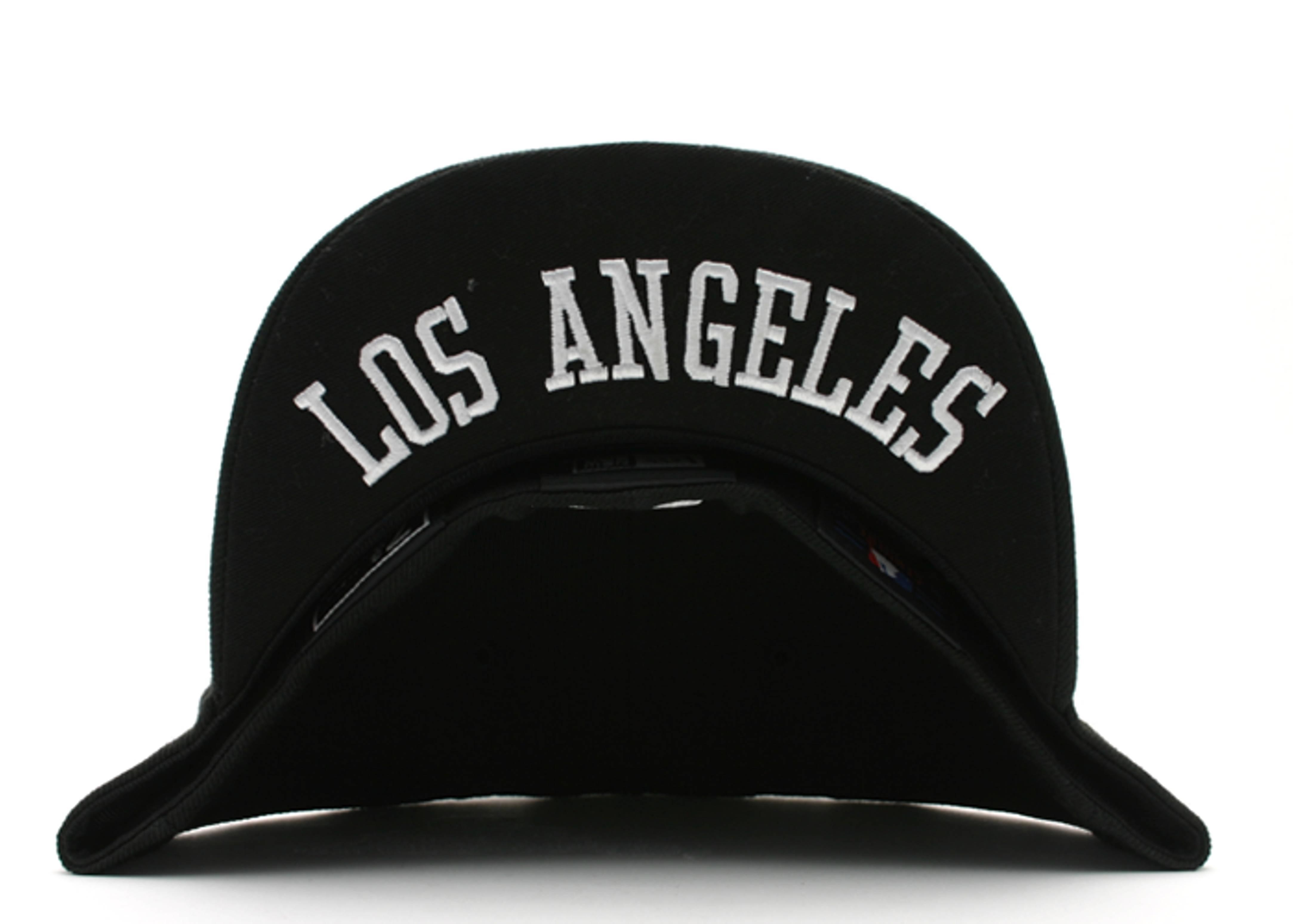 "los angeles dodgers fitted ""biker cap"""