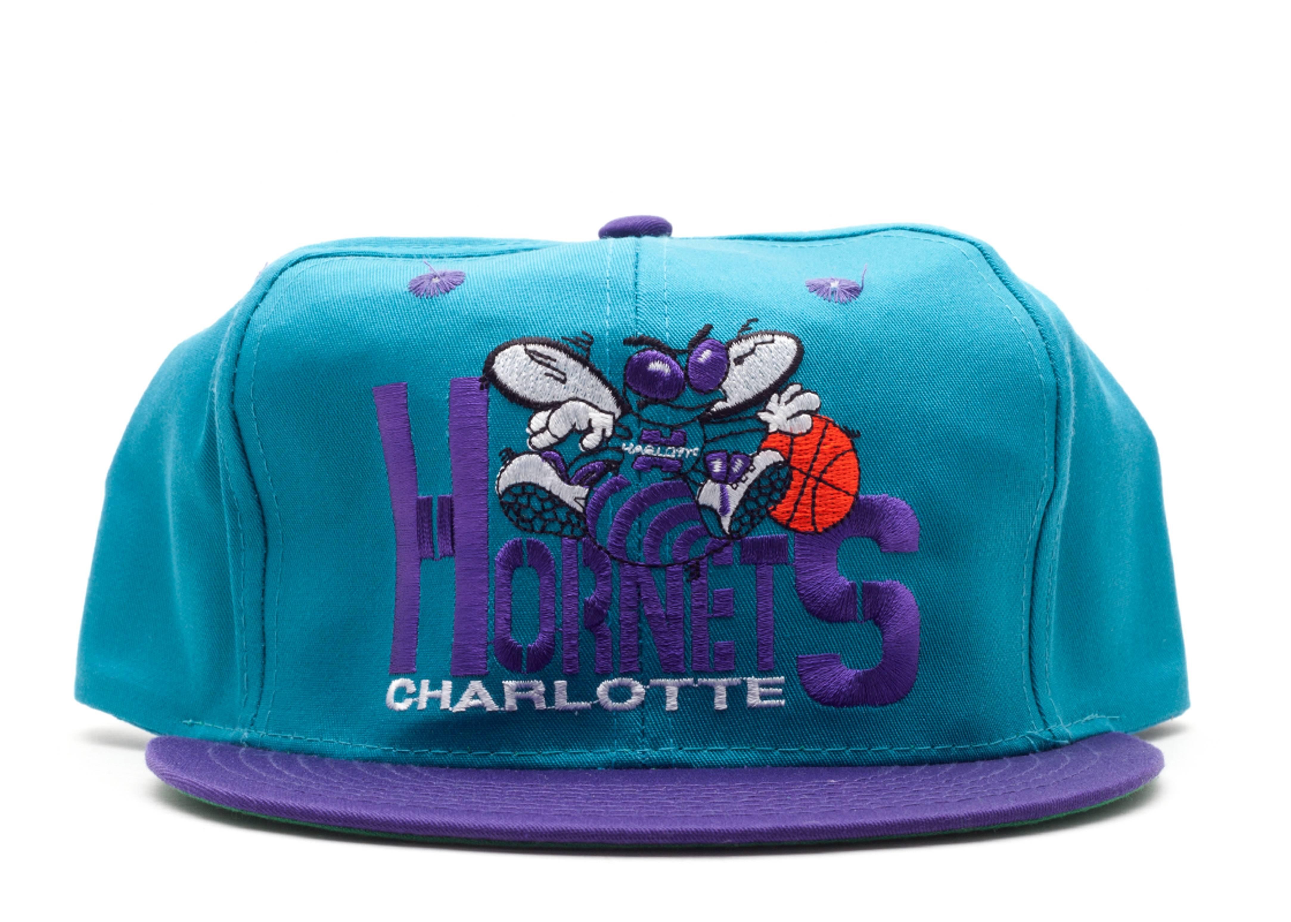 charlotte hornets retro snap-back