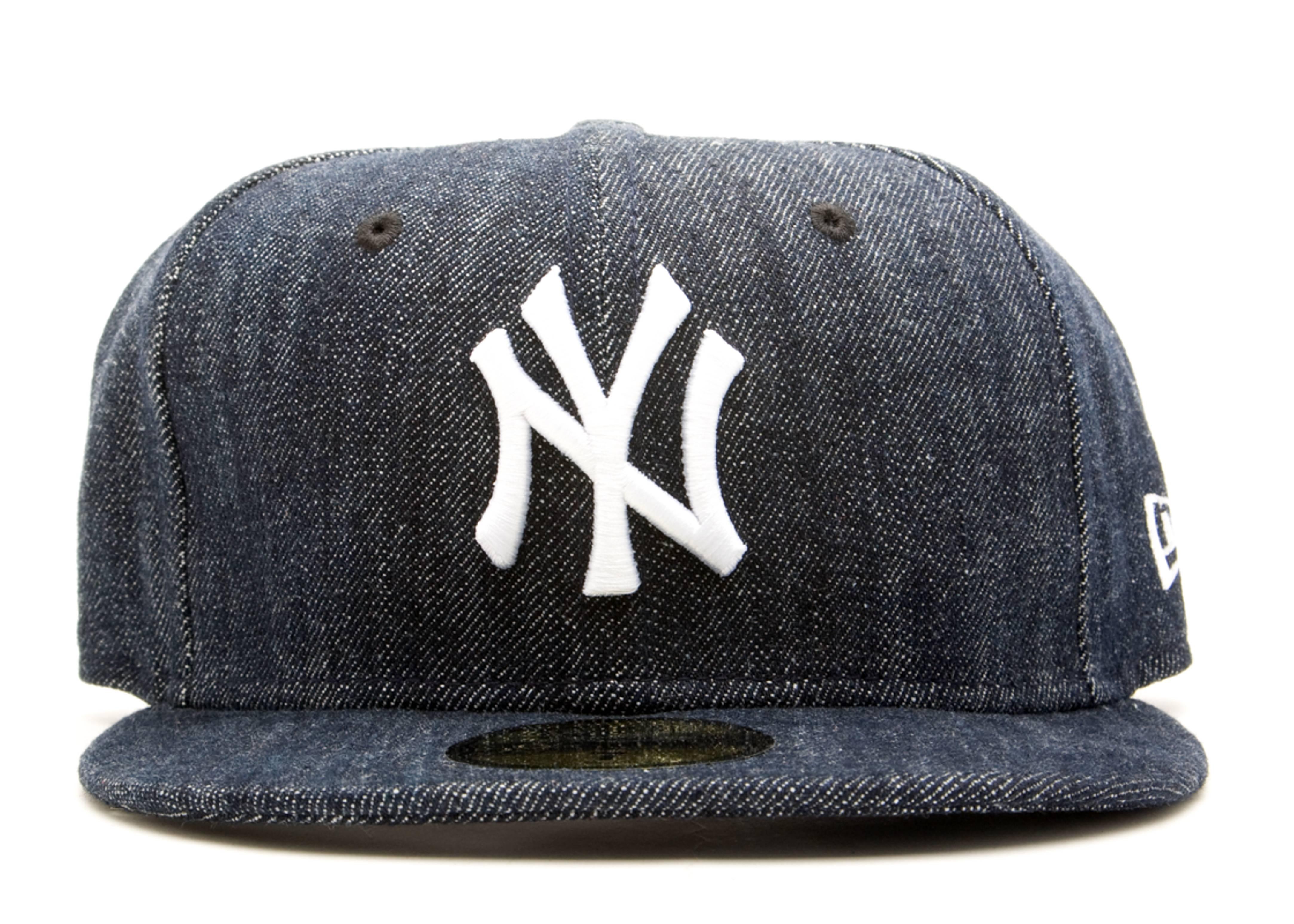 new york yankees denim