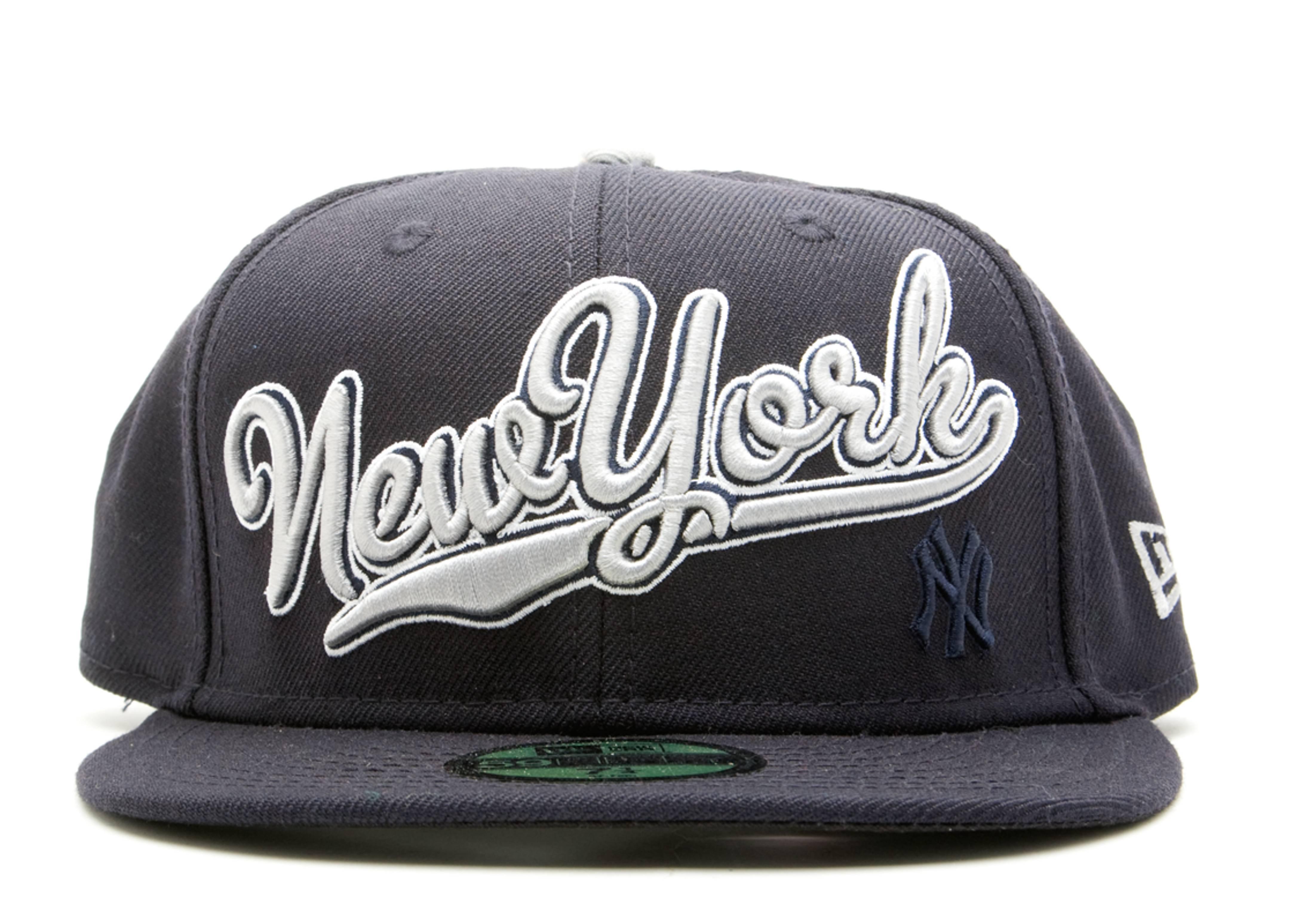 new york yankees script