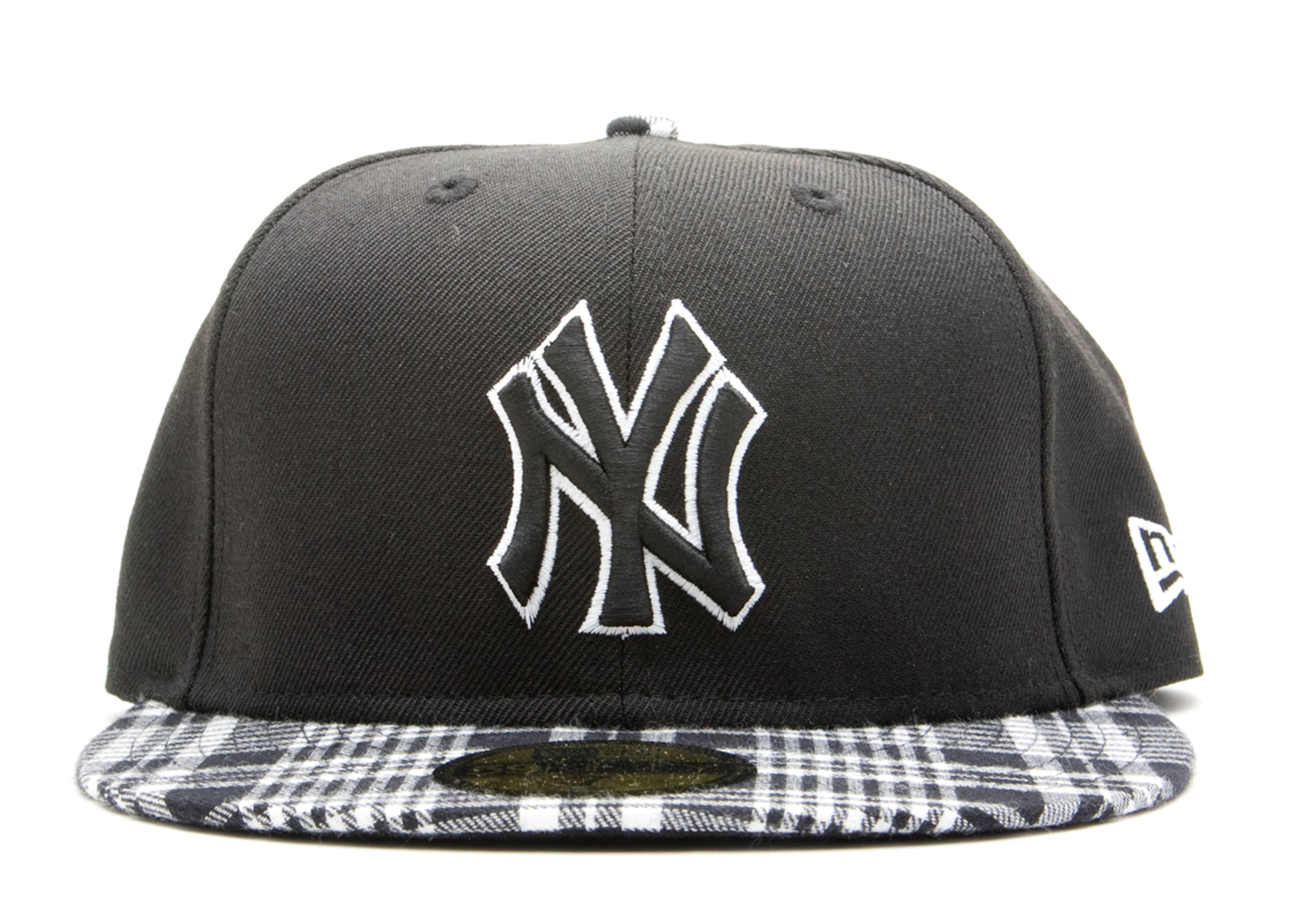 new york yankees plaid