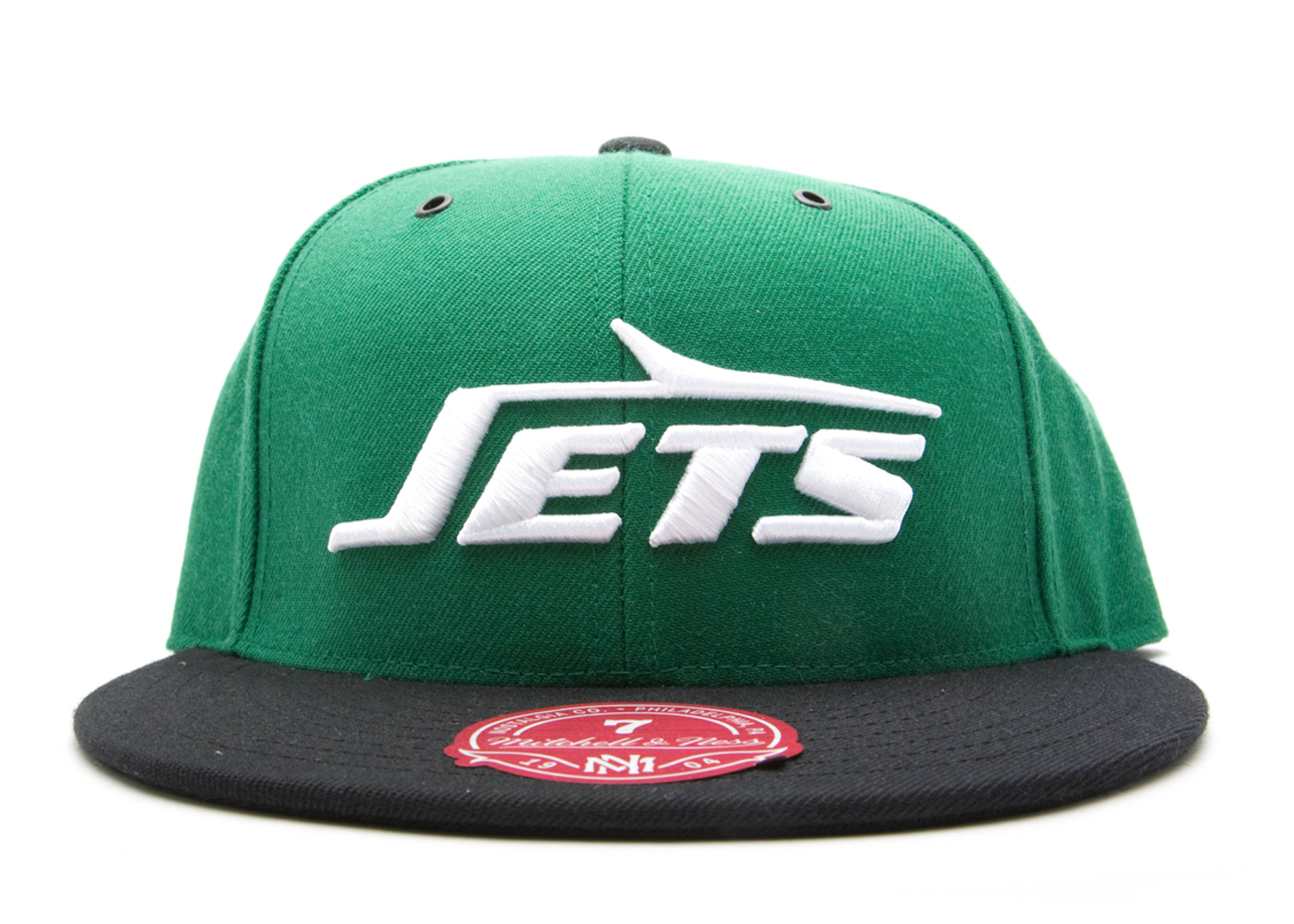 new york jets 2 tone fitted