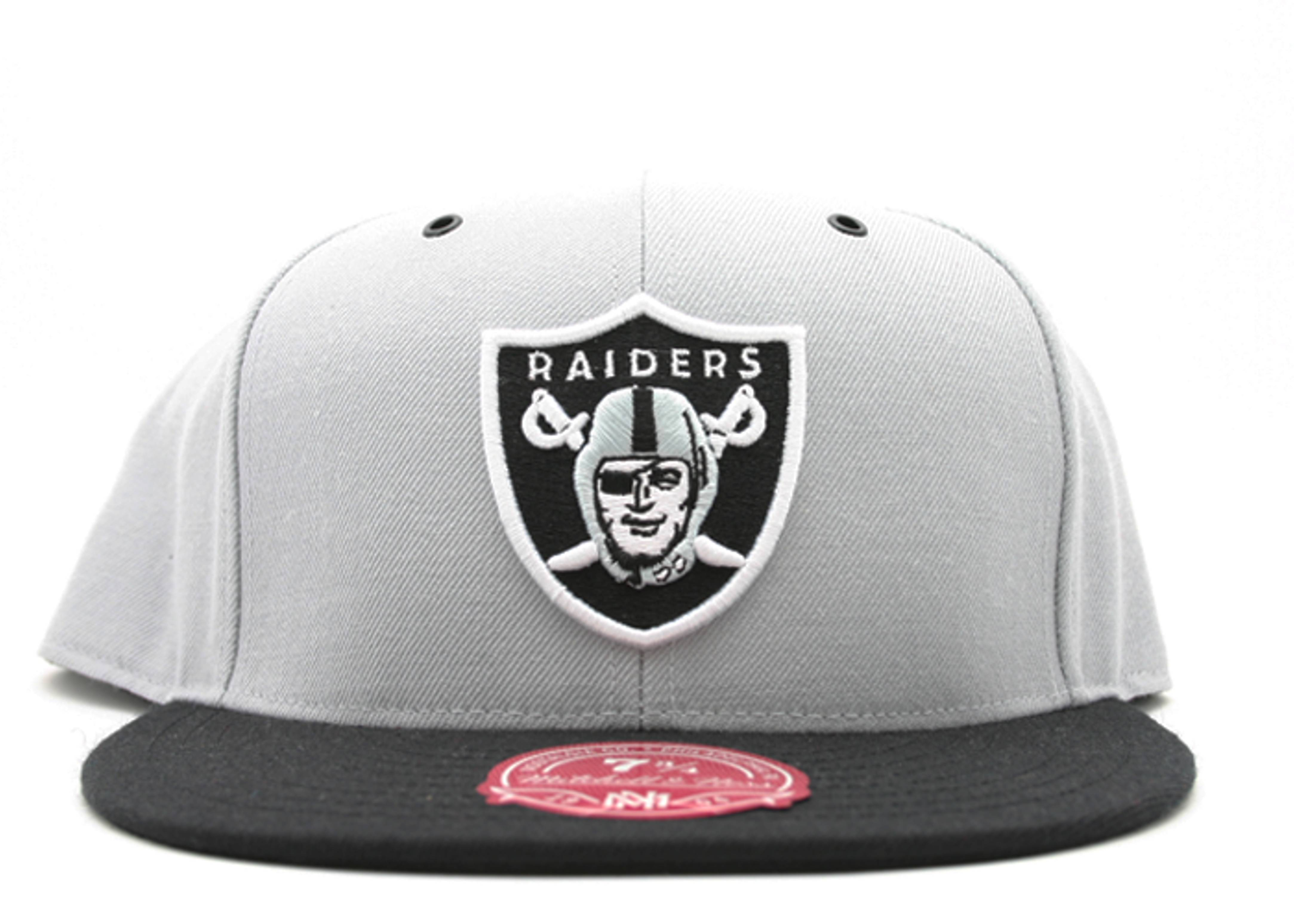 oakland raiders fitted