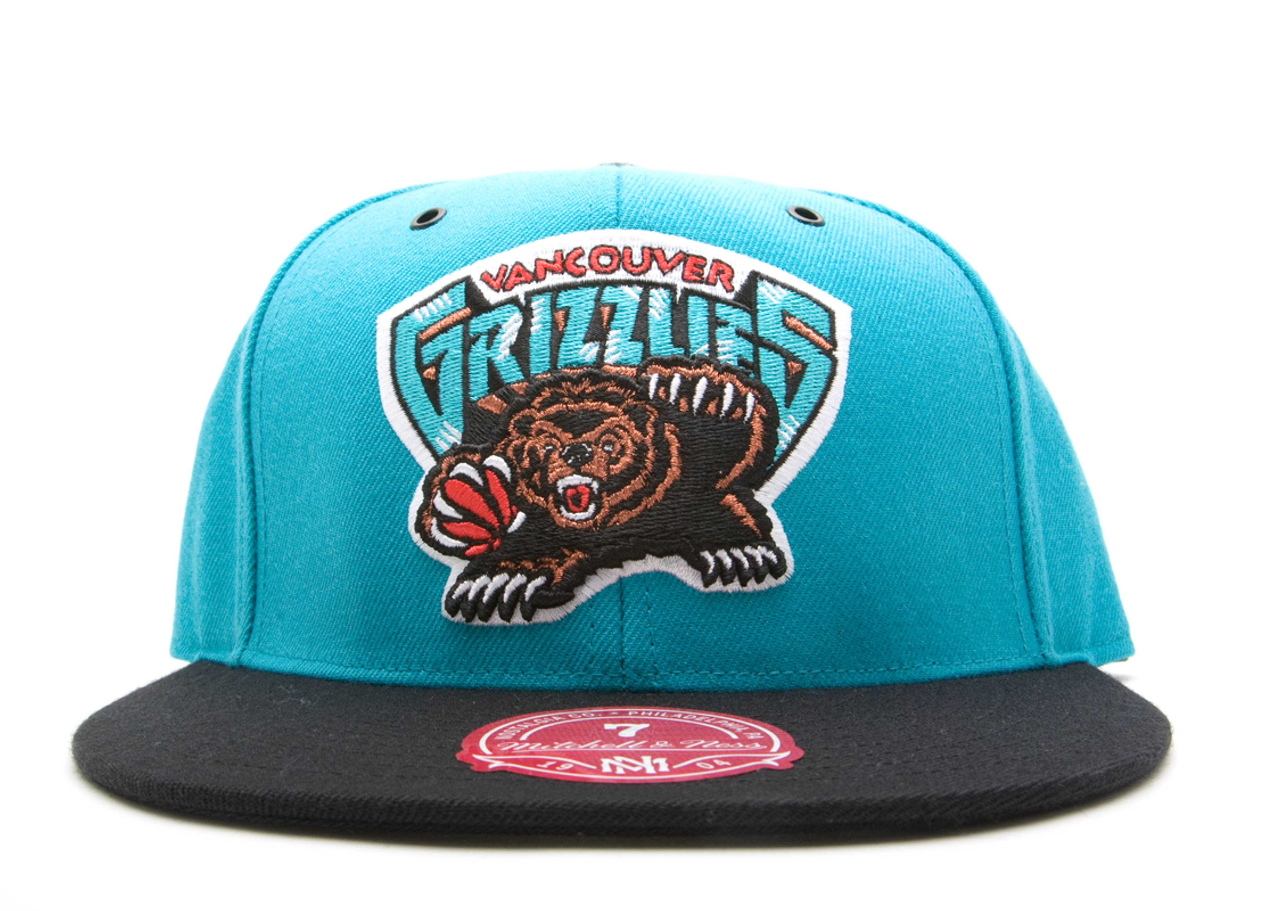 vancouver grizzlies 2 tone fitted