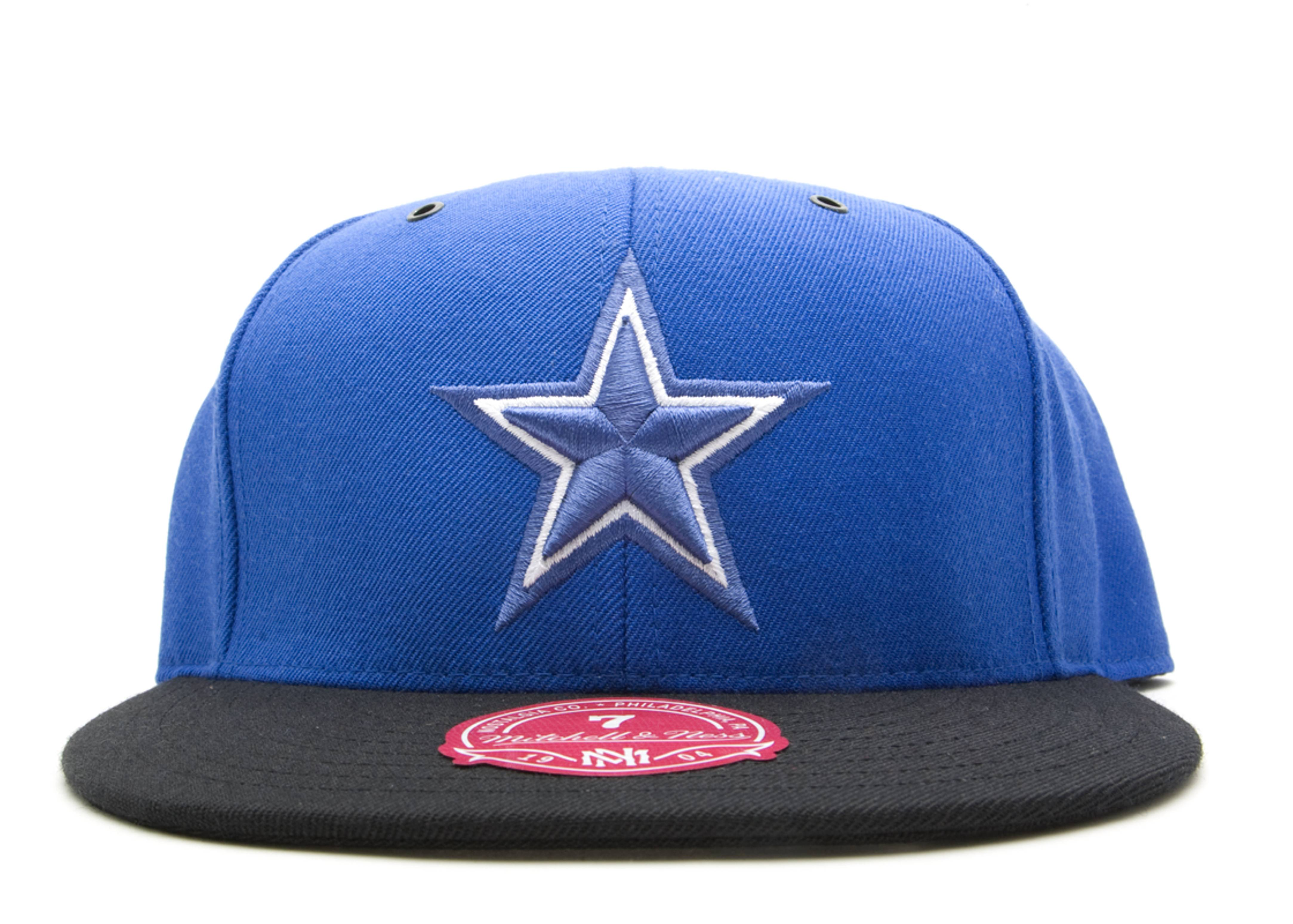 d074722b30f Dallas Cowboys 2 Tone Fitted - Mitchell   Ness - tt26bte6cowbo ...