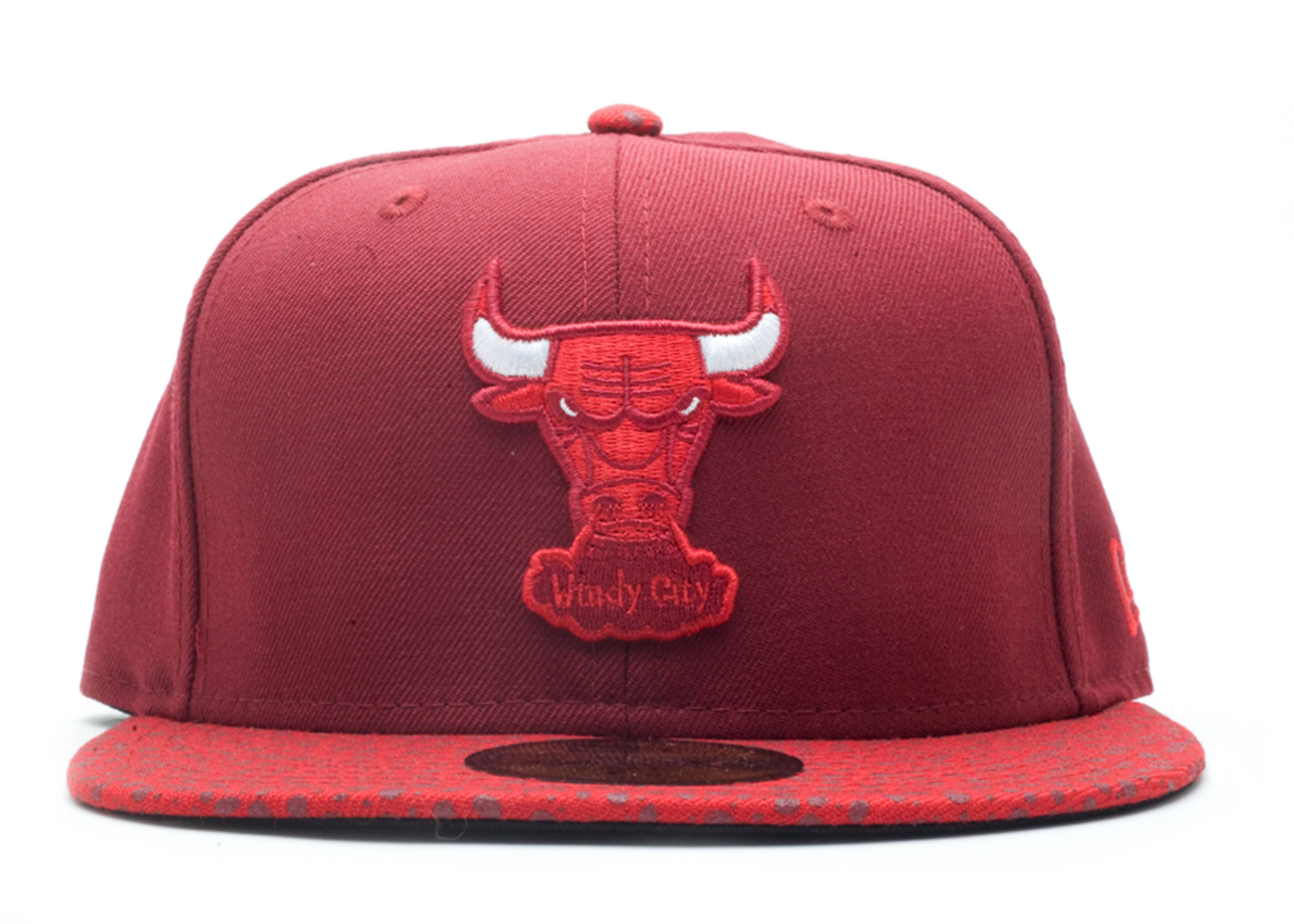 "chicago bulls ""windy city pebble print"""