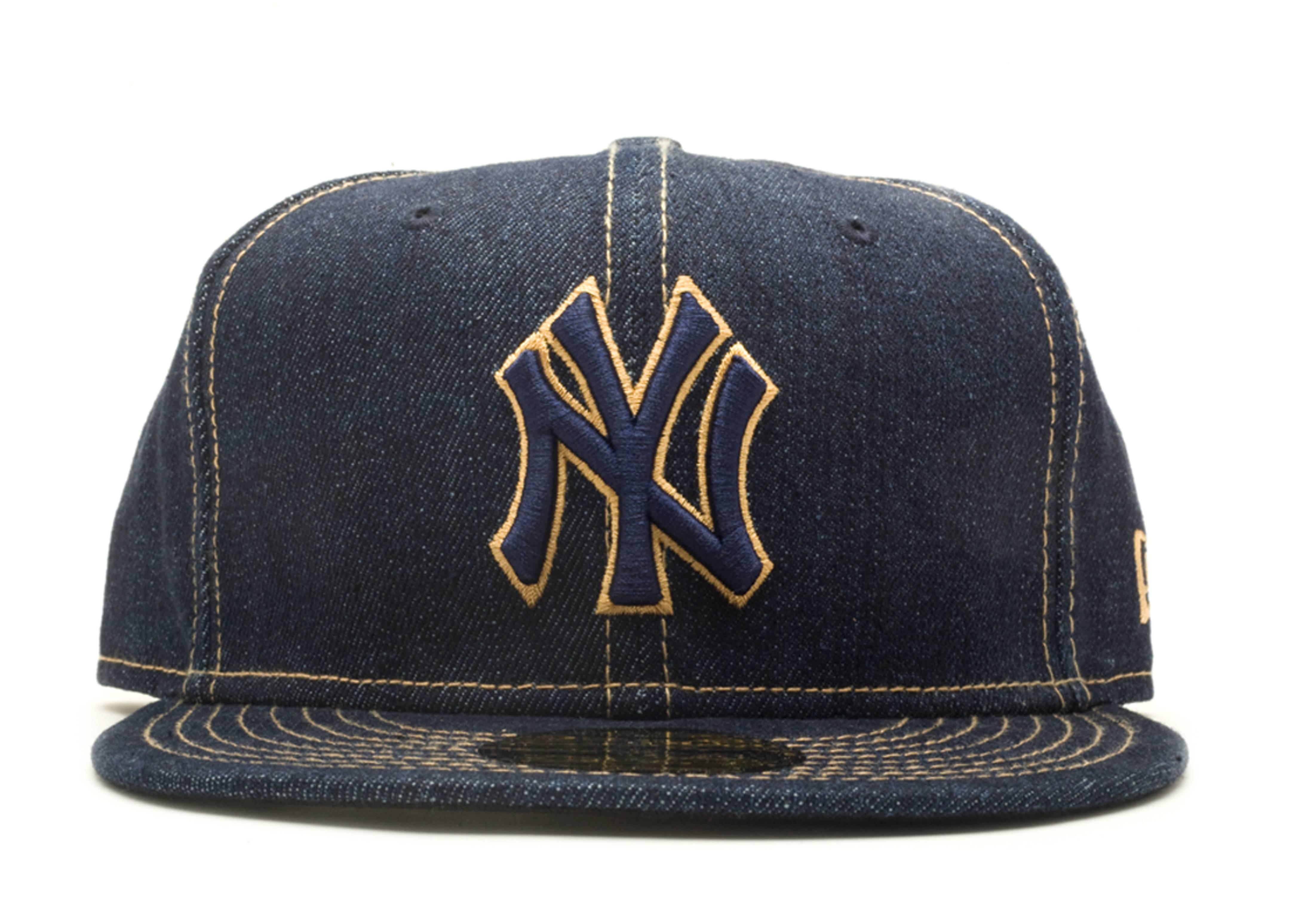 "new york yankees ""denim"""