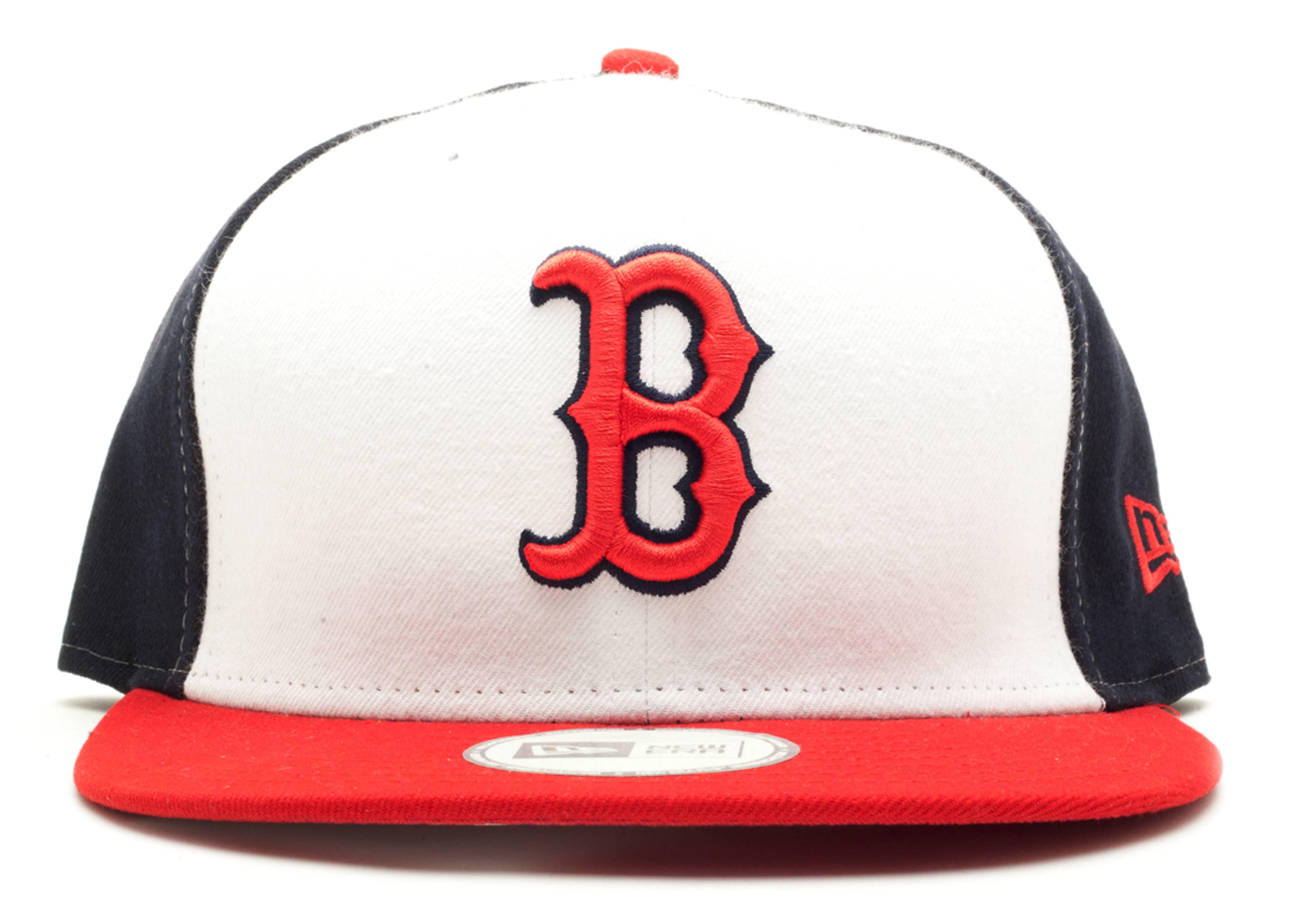 boston red sox snap-back