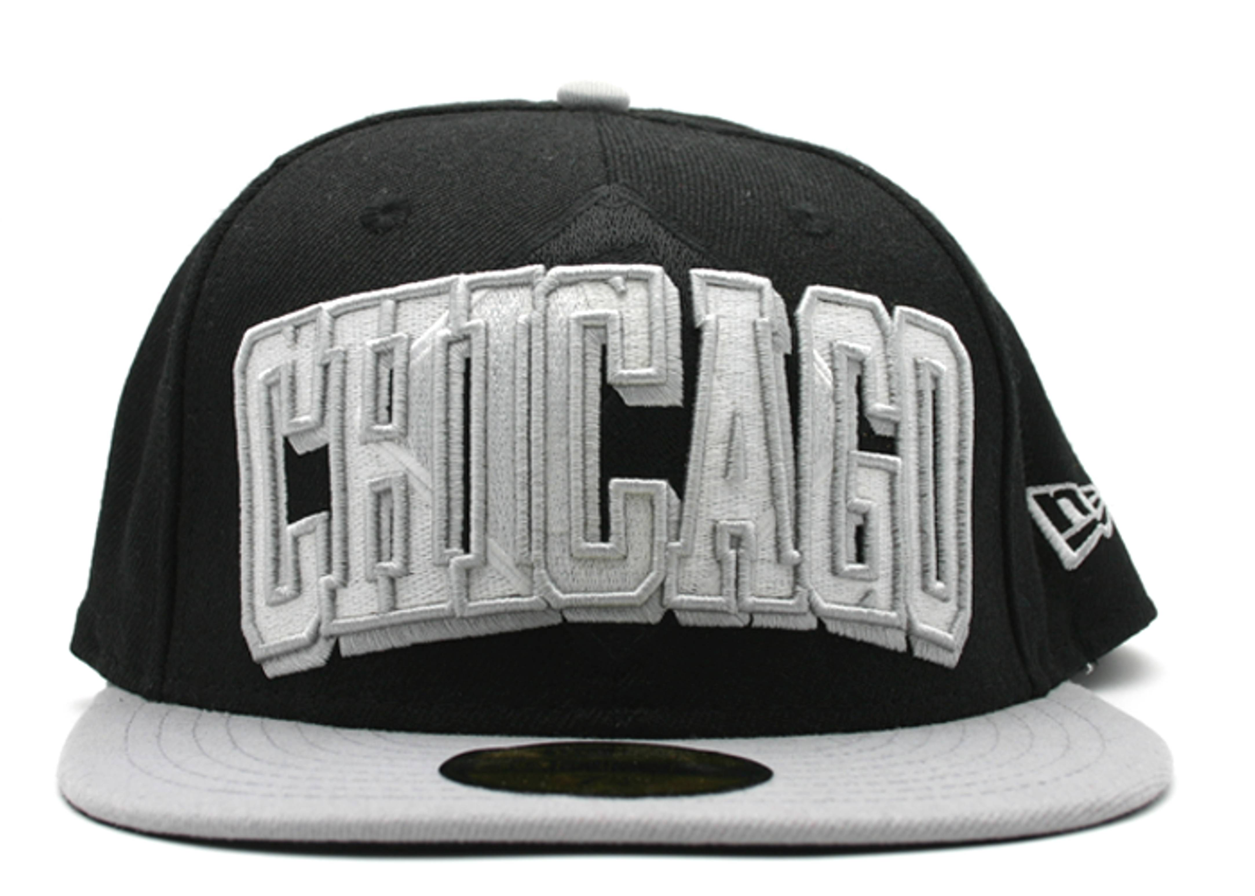 """chicago white sox fitted """"ne arch"""""""