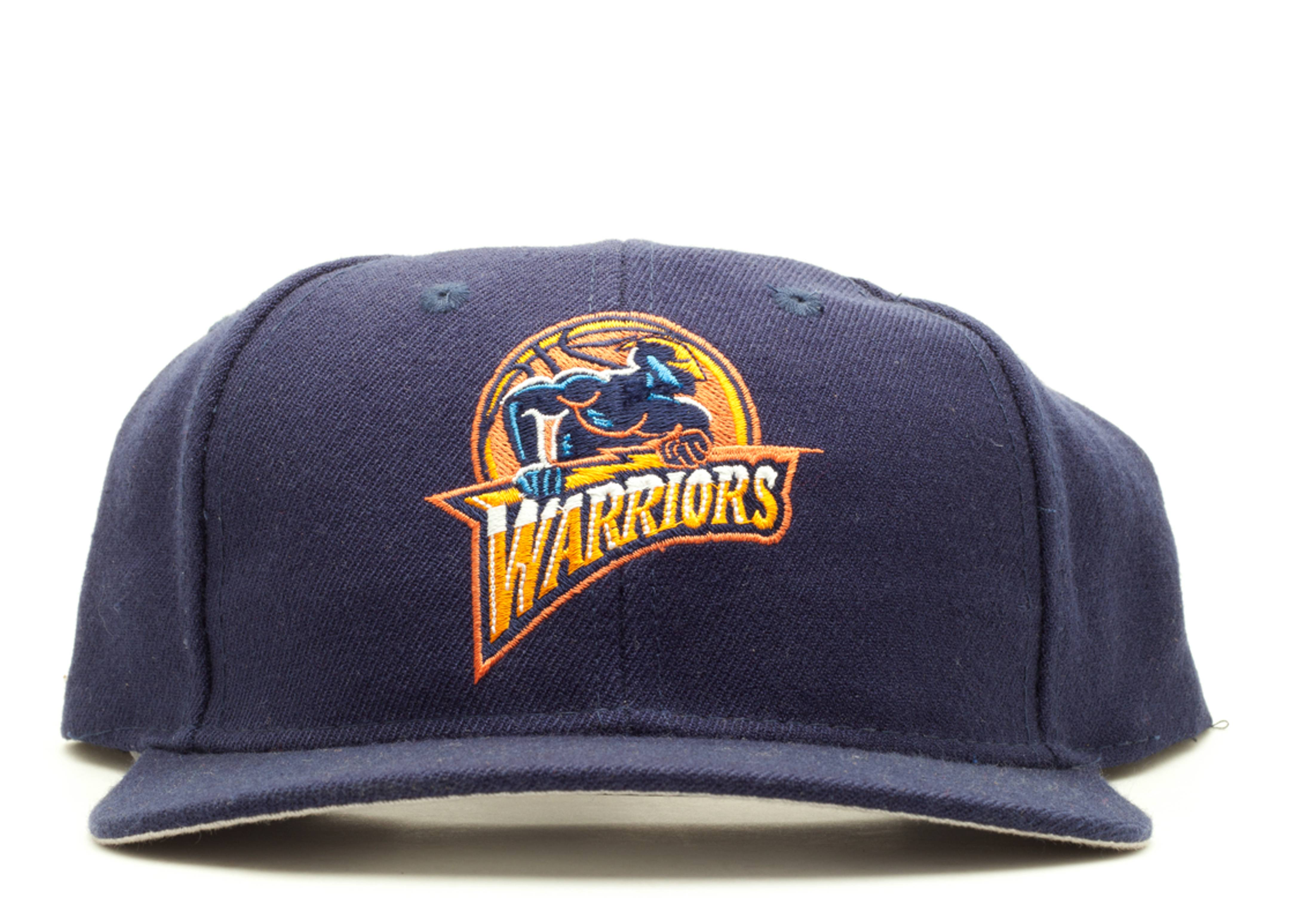 e95c6aa5c15c22 Golden State Warriors Snap-back - Vintage - 50 - blue | Flight Club