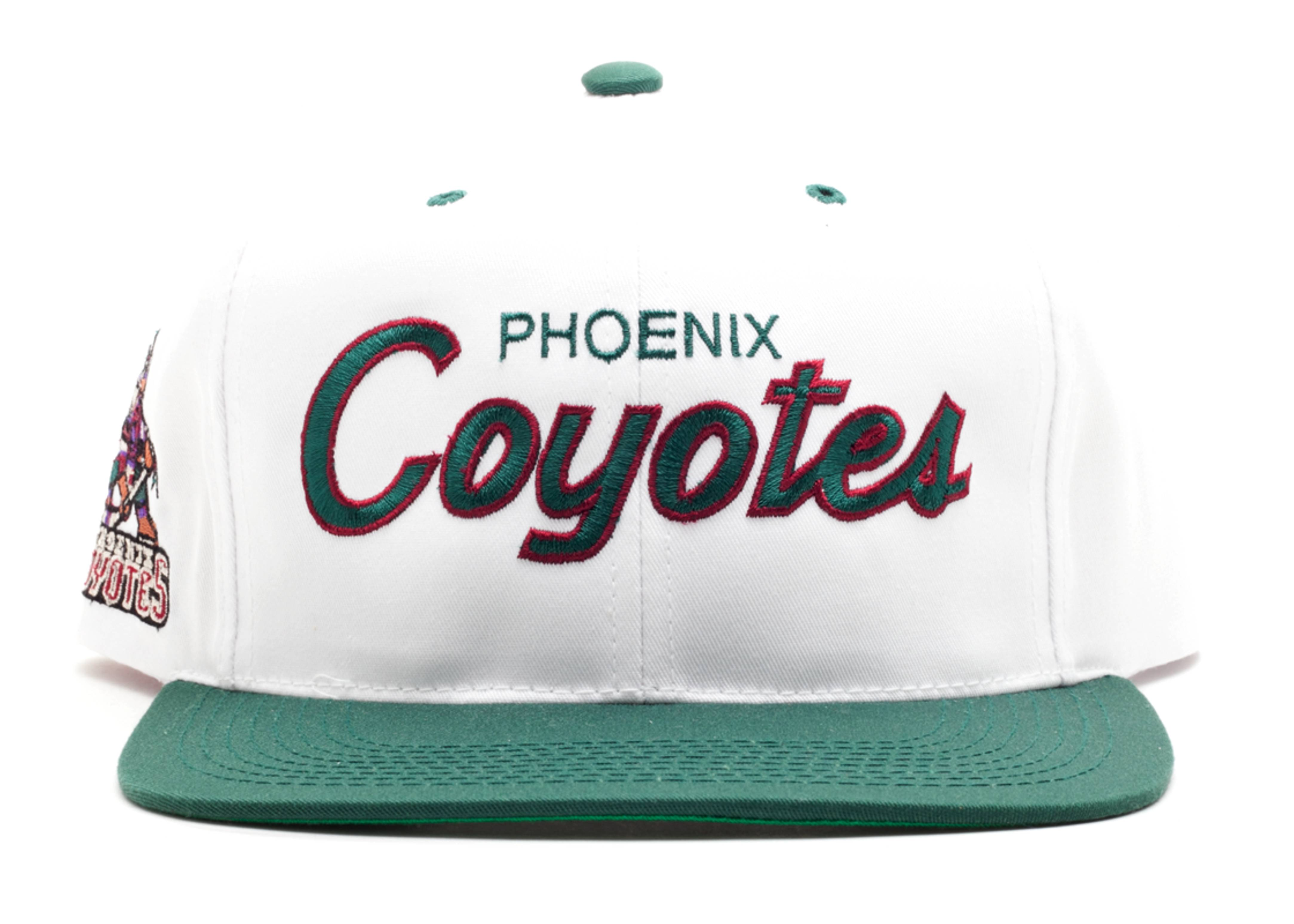 phoenix coyotes snap-back