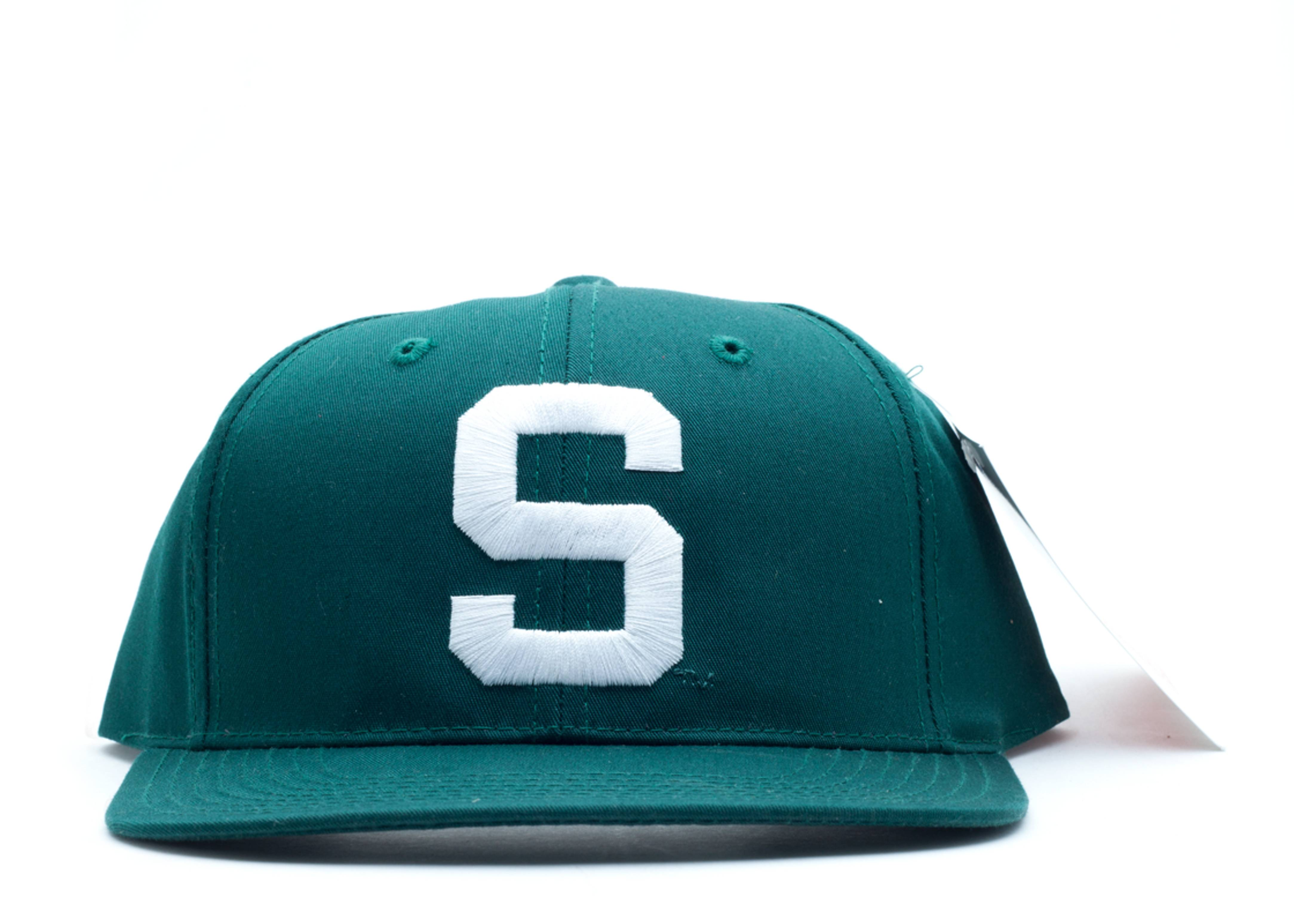 michigan state spartans snap-back