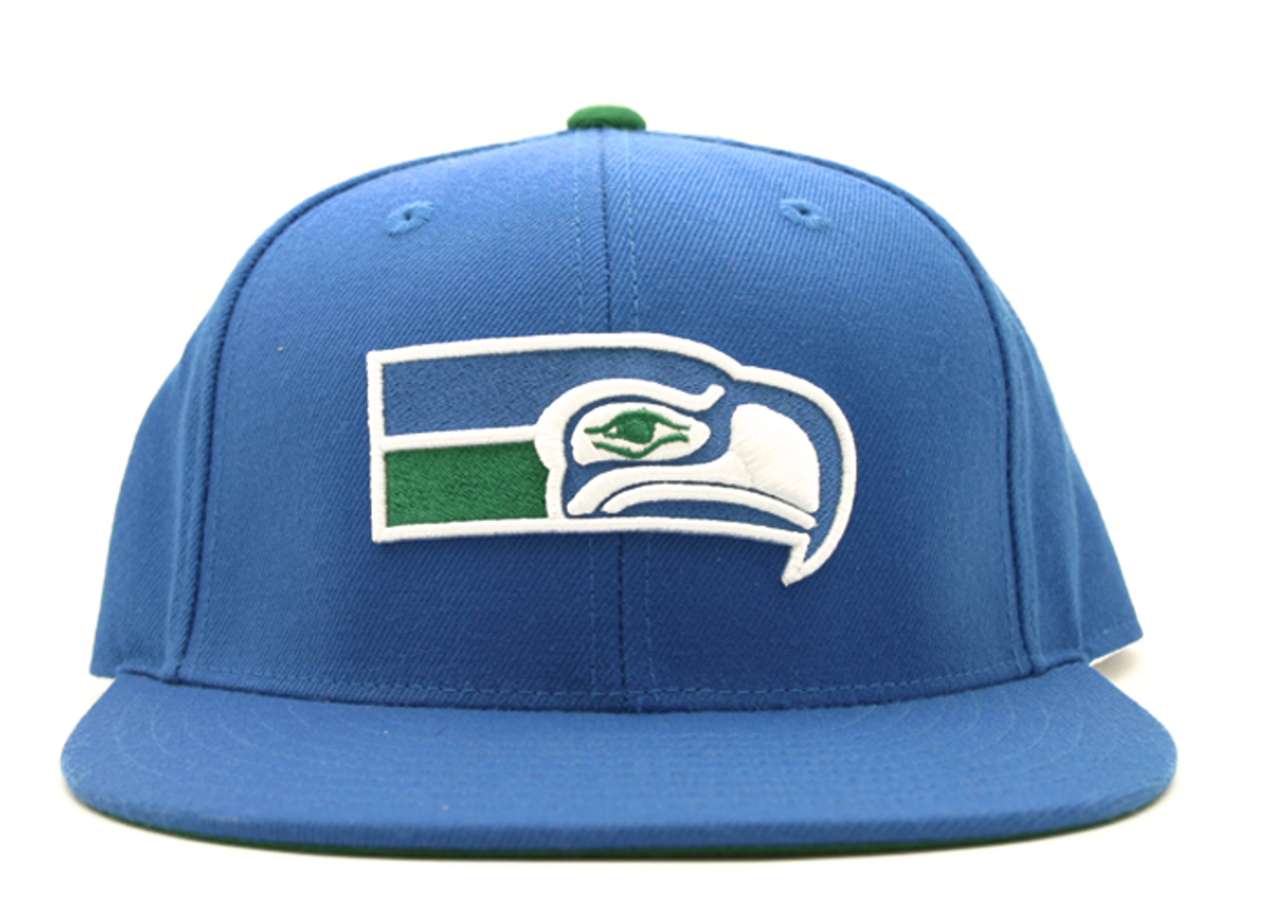 seattle seahawks fitted