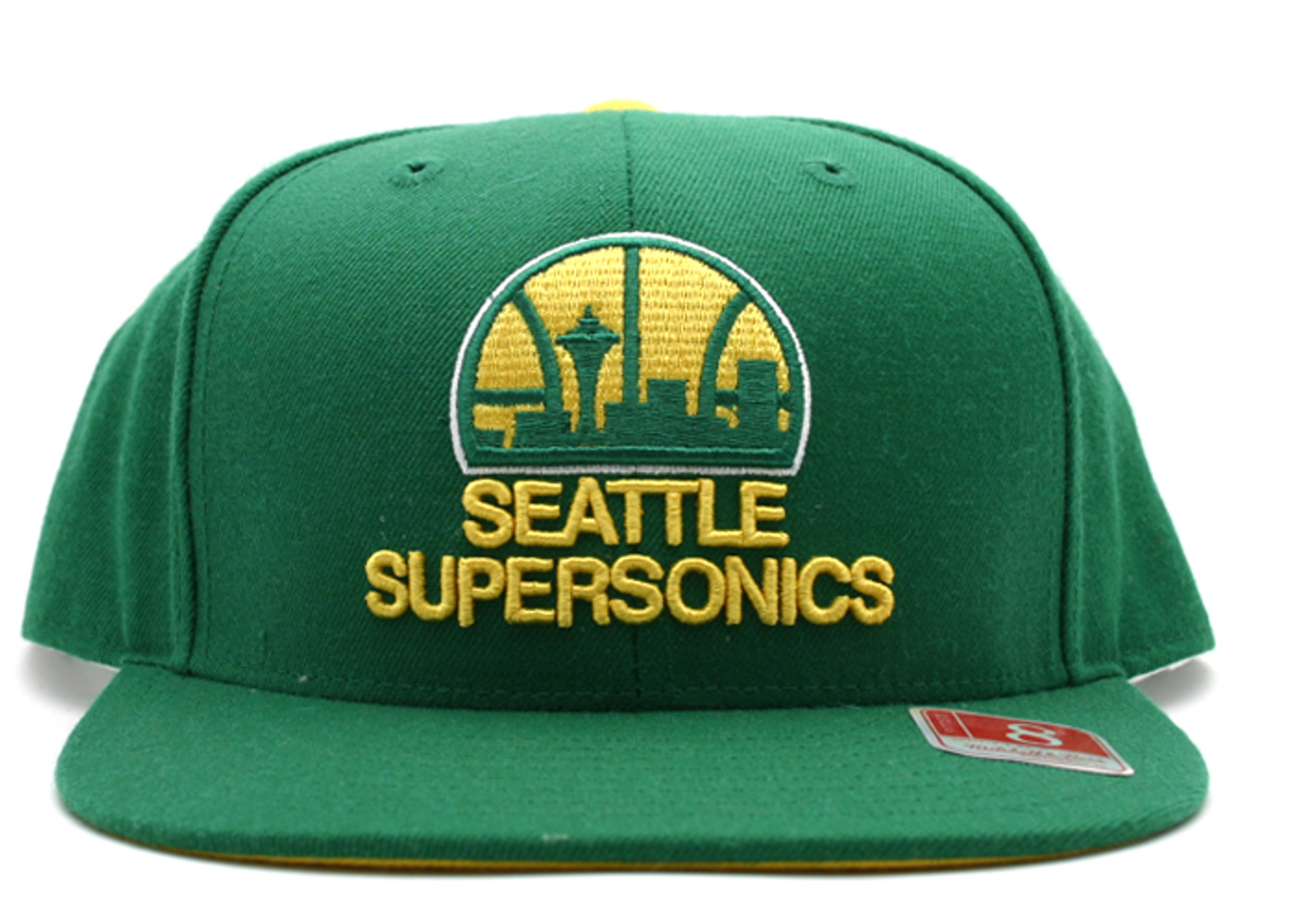seattle supersonics fitted