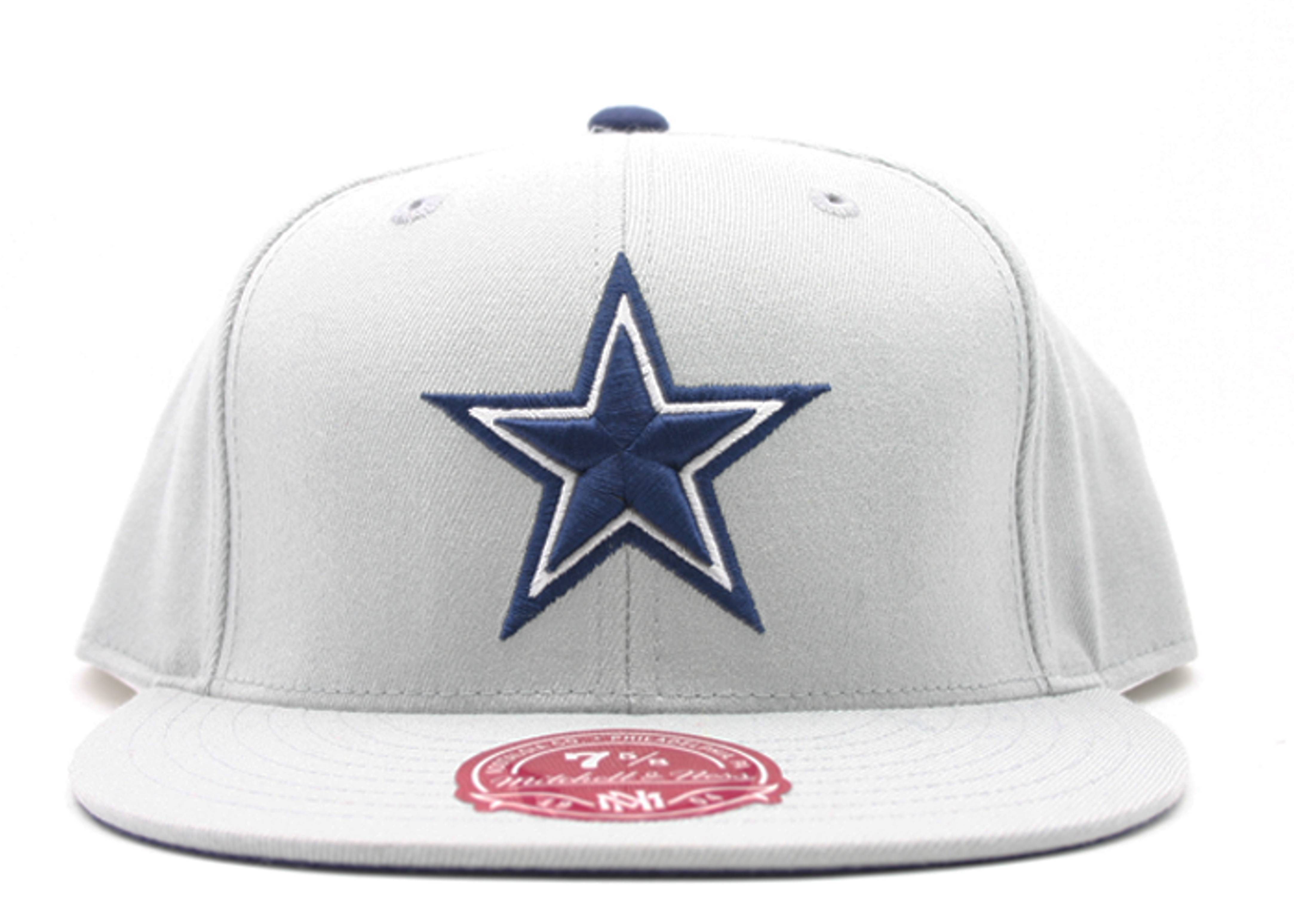 dallas cowboy fitted