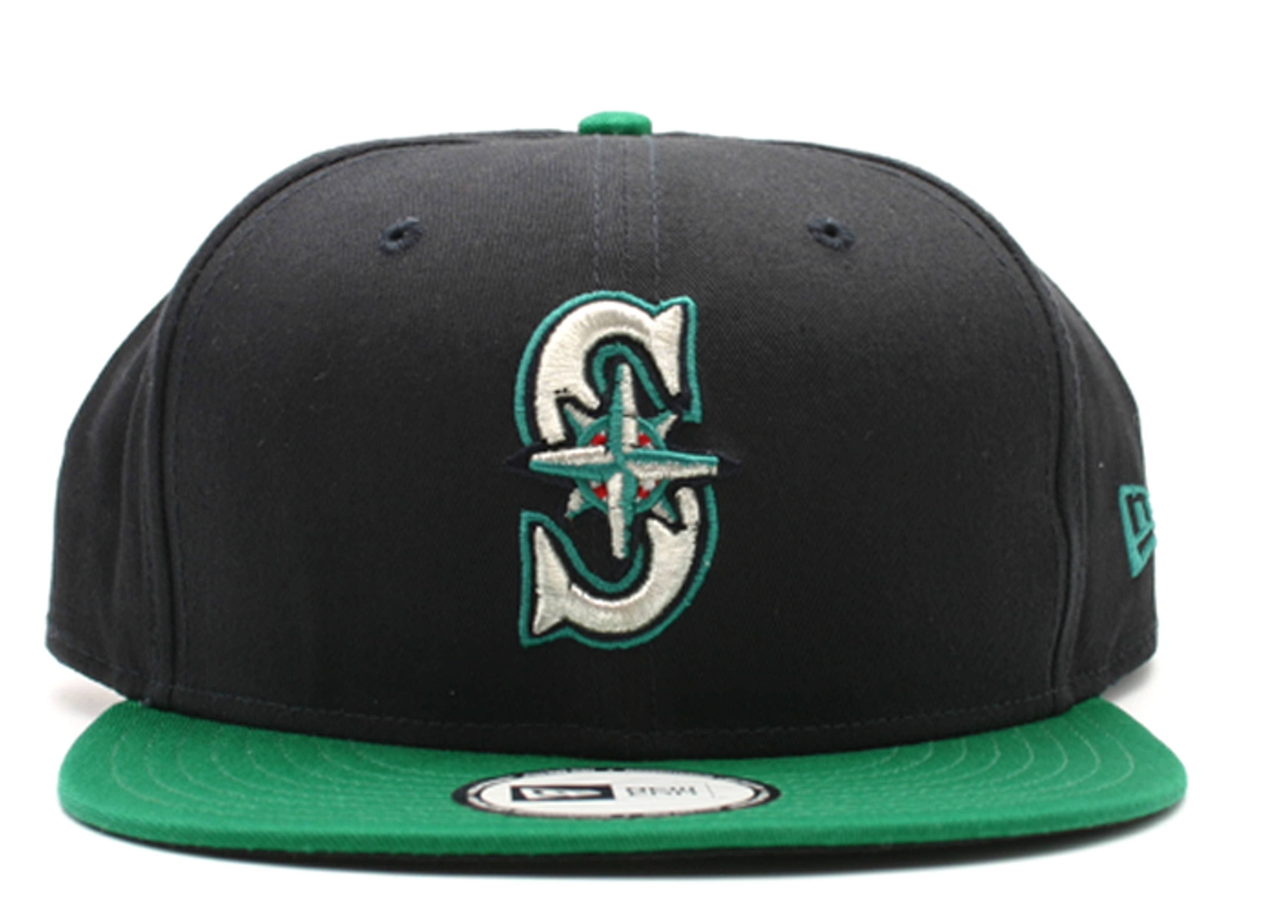 "seattle mariners snap-back ""2-tone"""