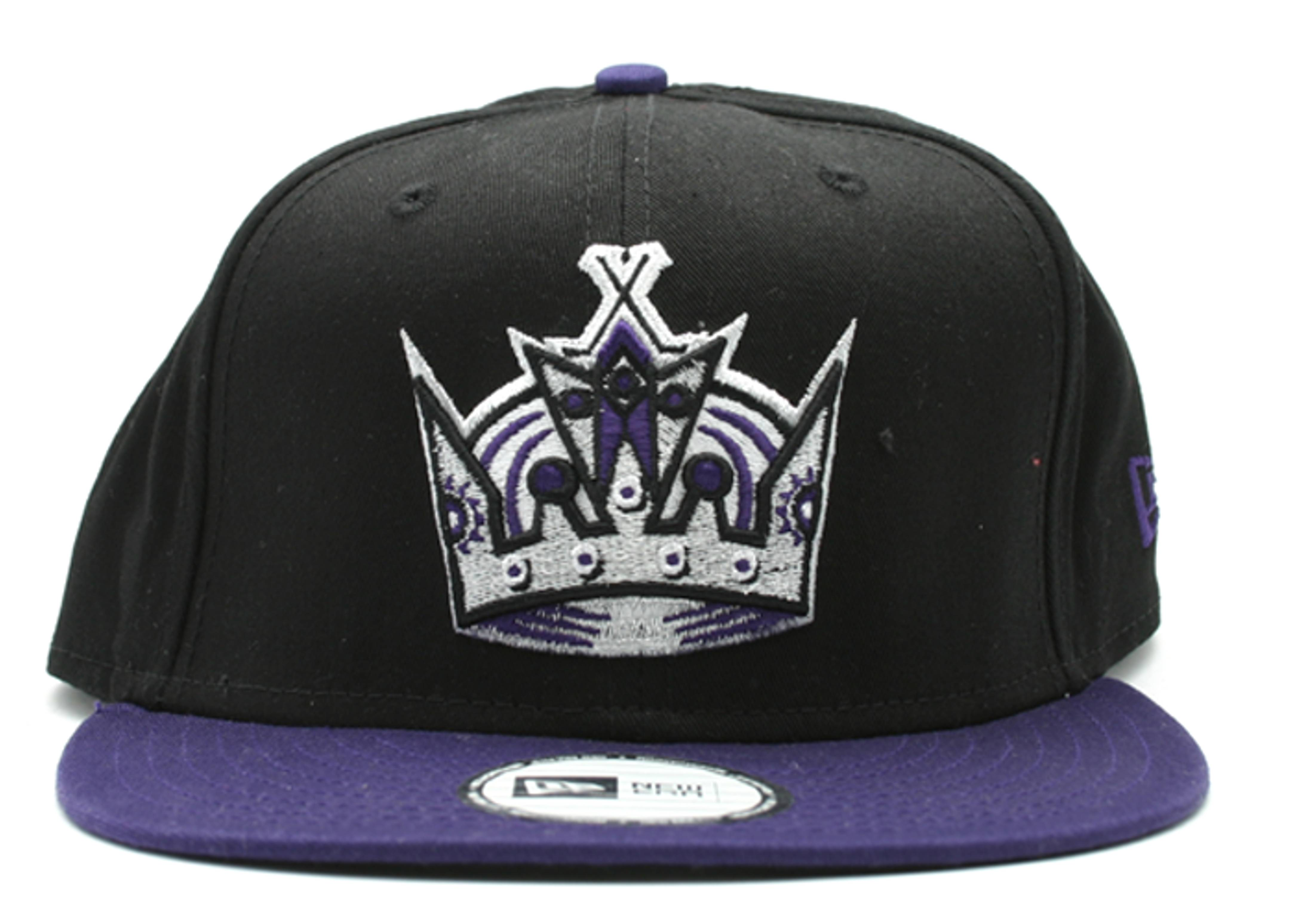 "los angeles kings snap-back ""2-tone"""