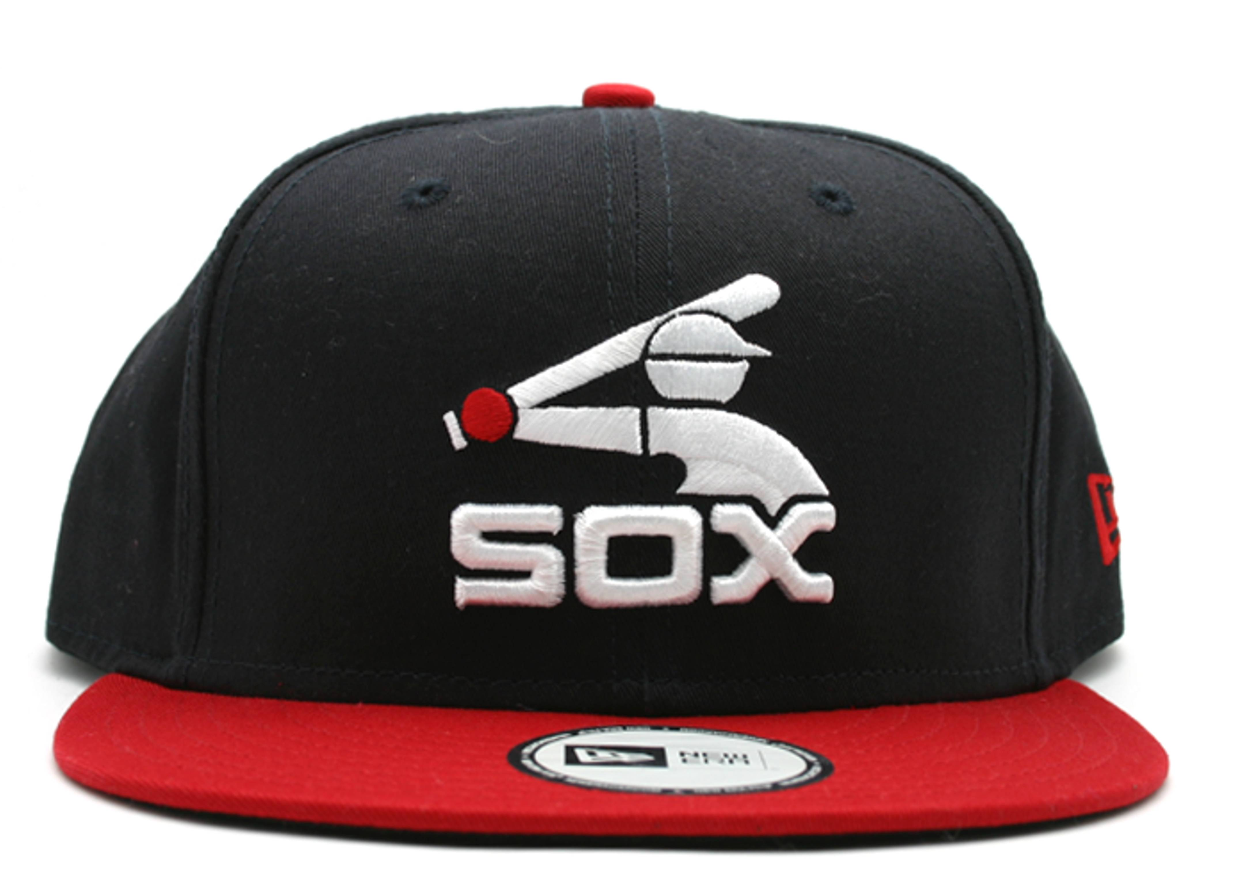 "chicago white sox snap-back ""2-tone"""
