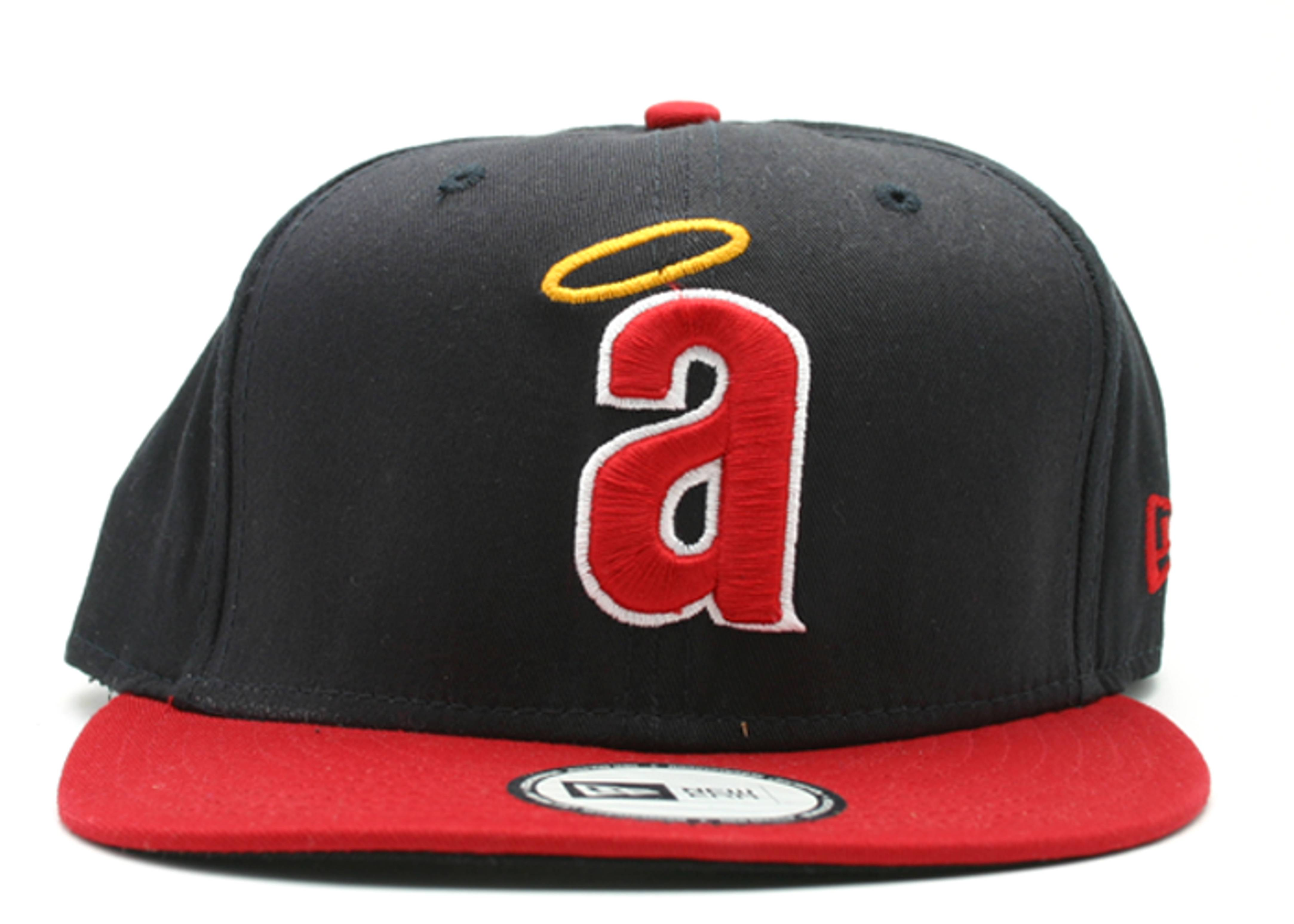 "california angels snap-back ""2-tone"""