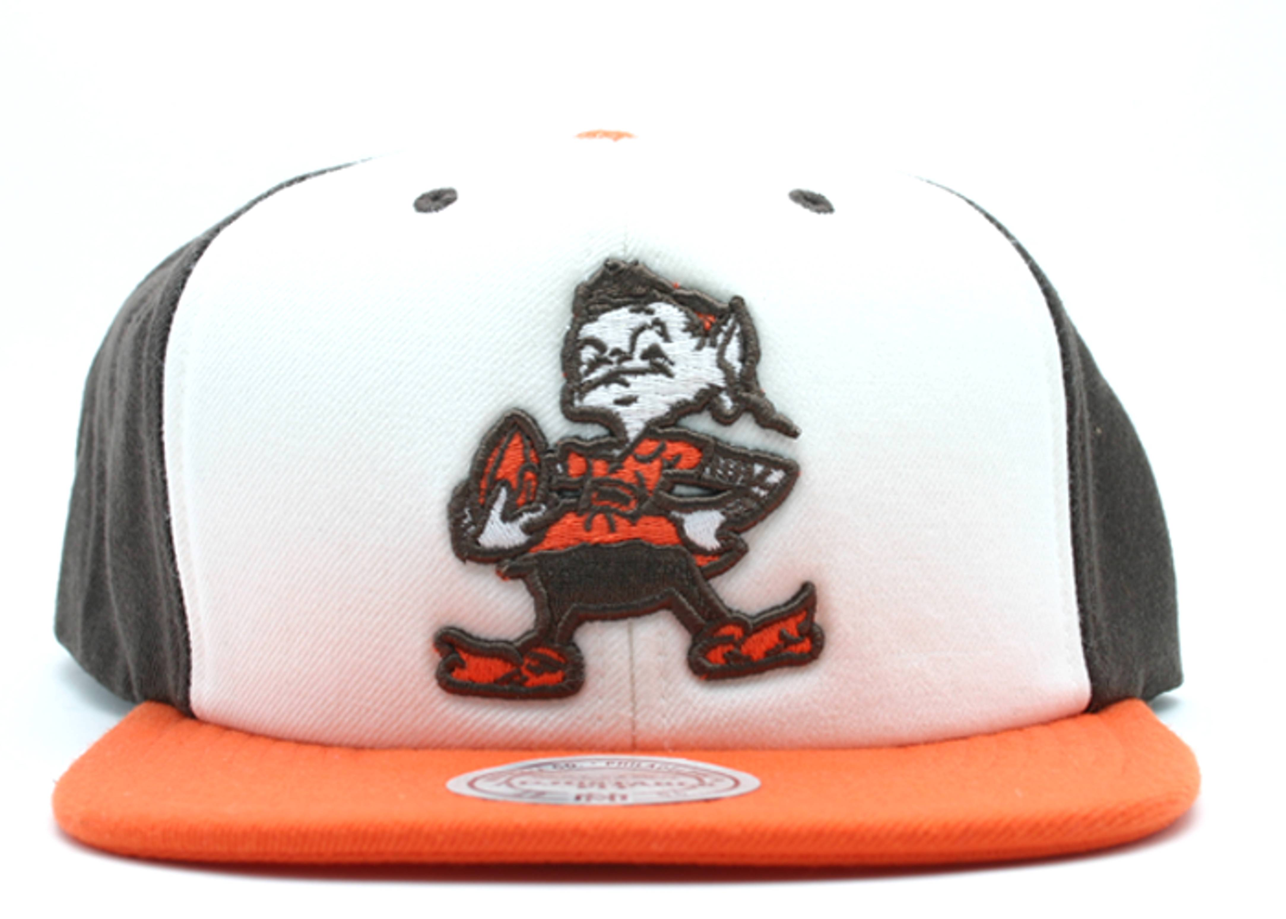 cleveland browns snap-back