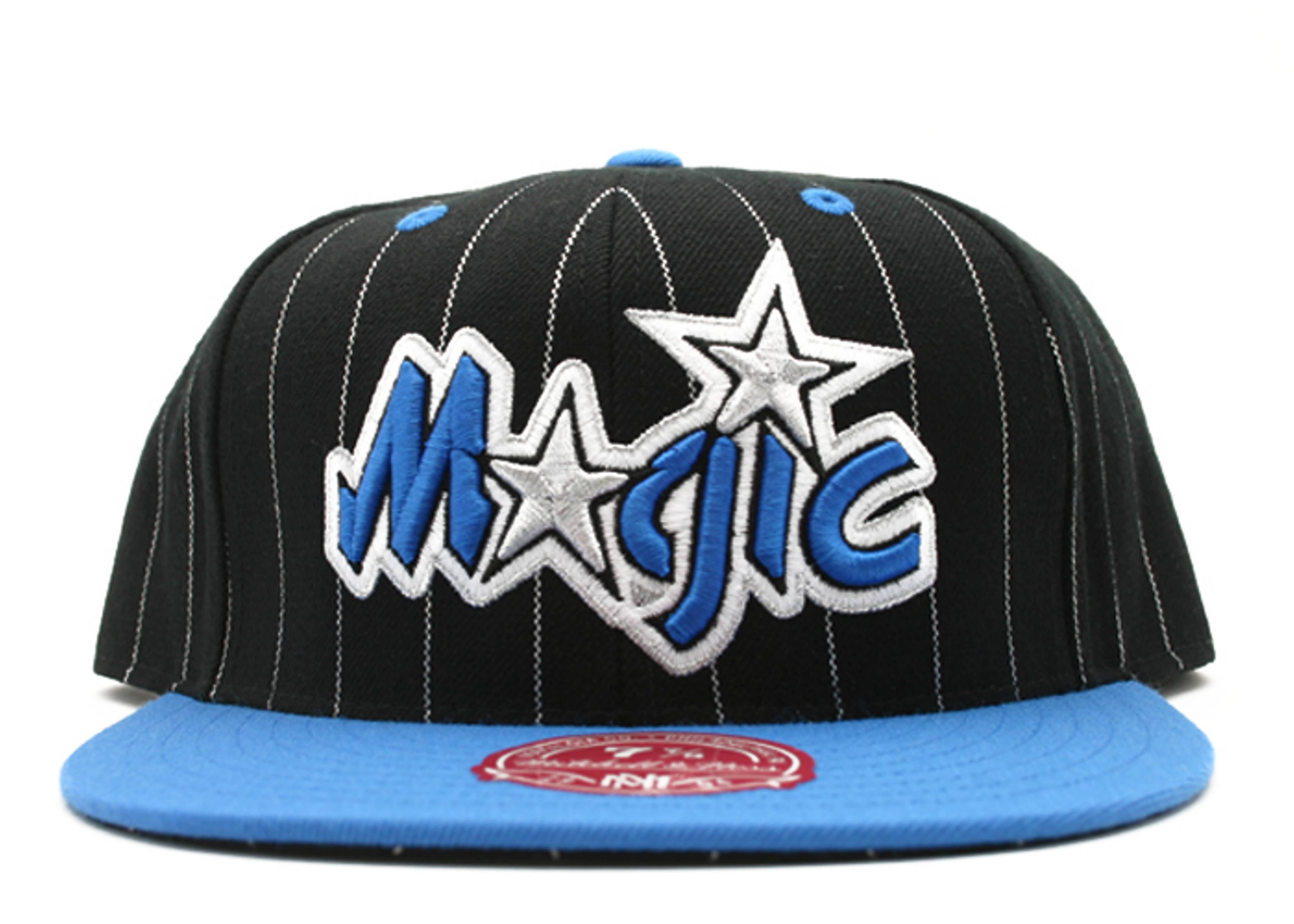 "orlando magic fitted ""pinstripe"""