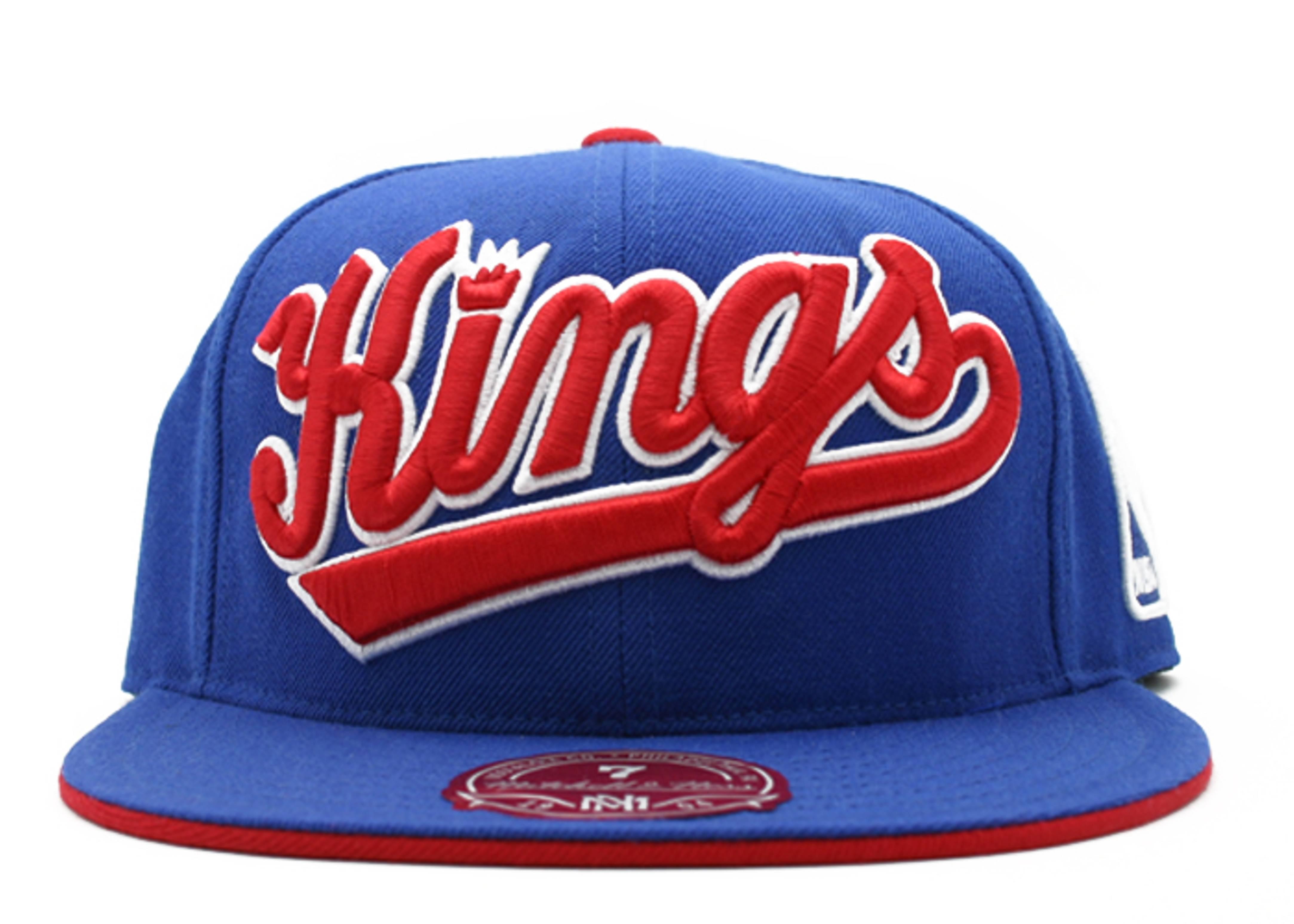 "los angeles kings fitted ""script"""