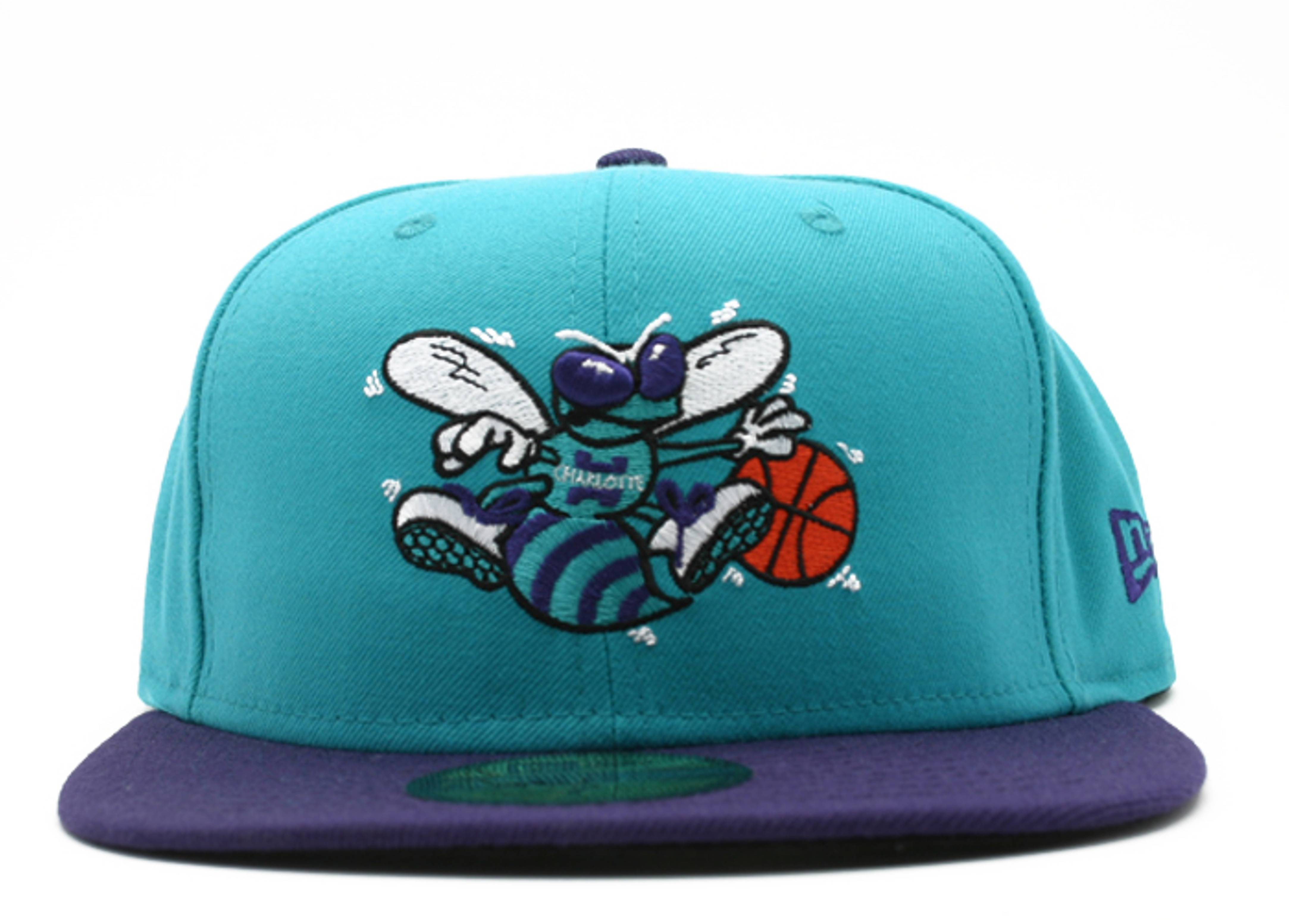"""charlotte hornets fitted """"2-tone"""""""