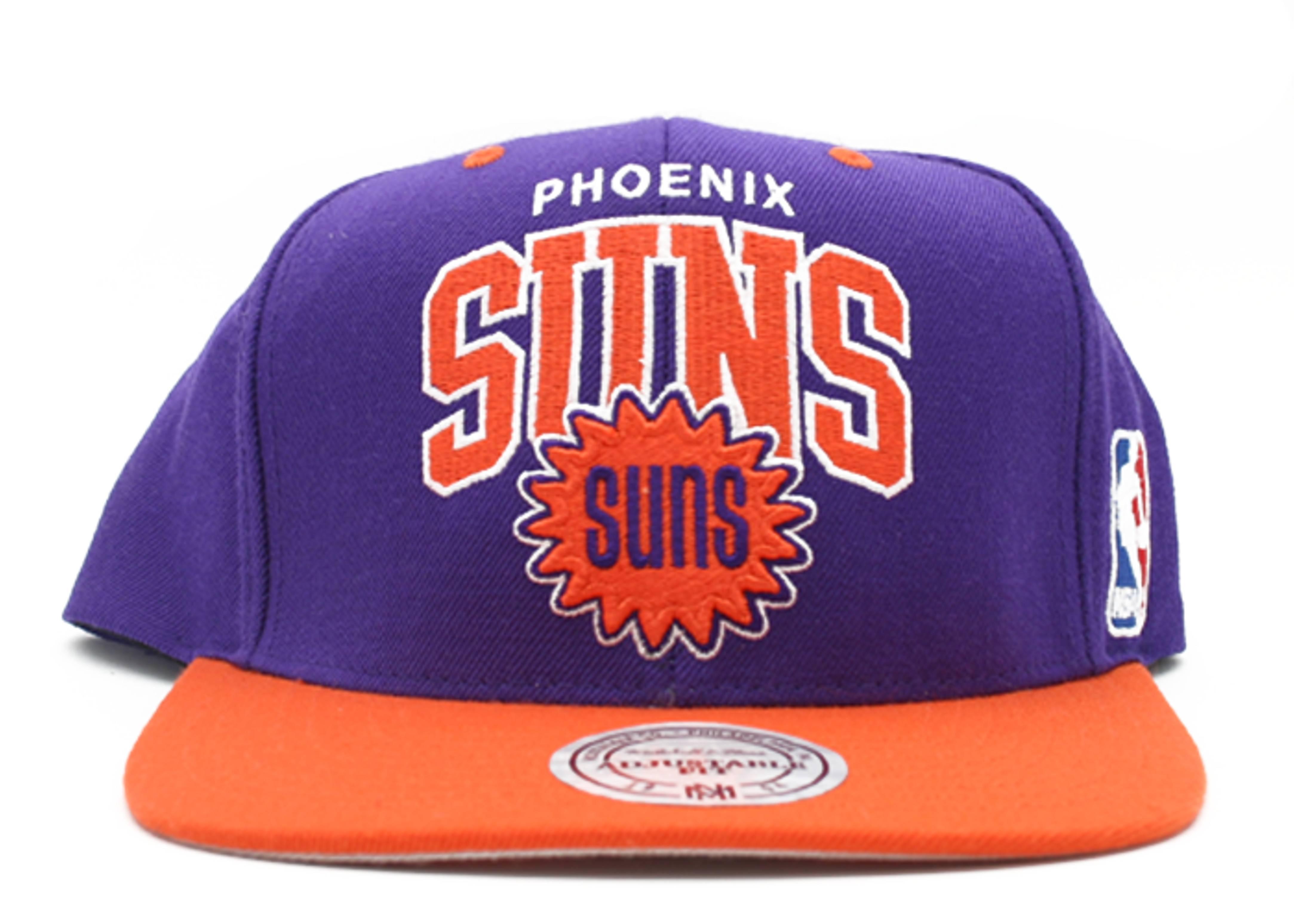 phoenix suns snap-back