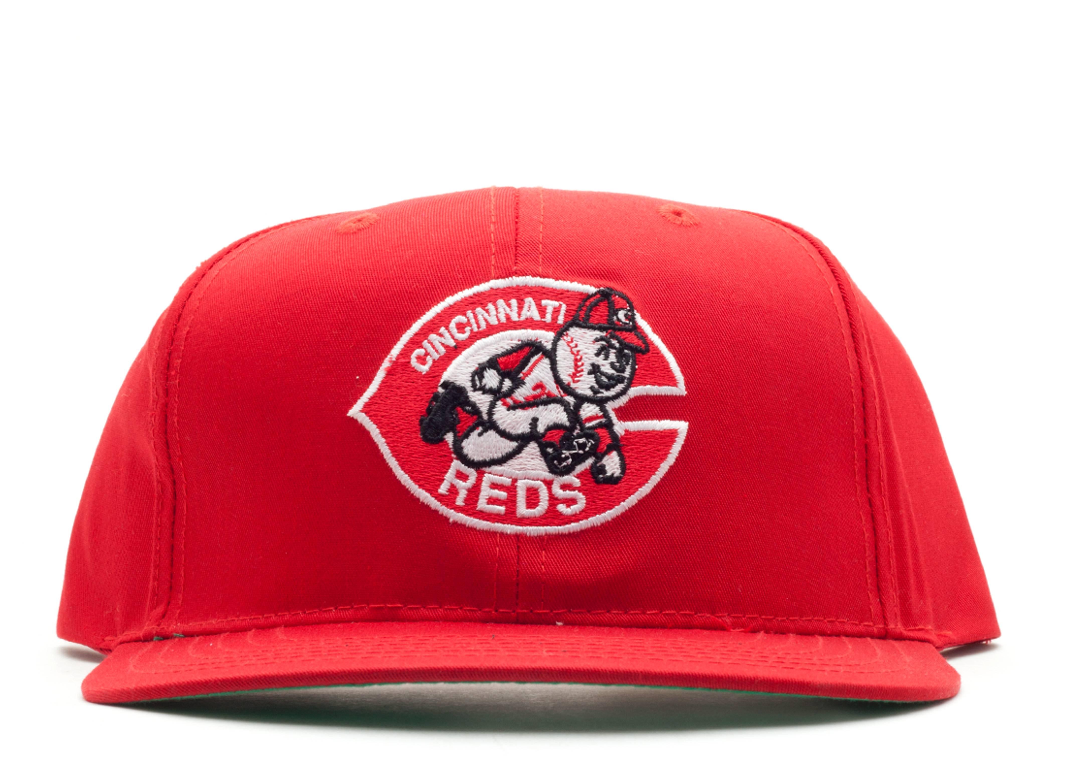cincinnati reds snap-back