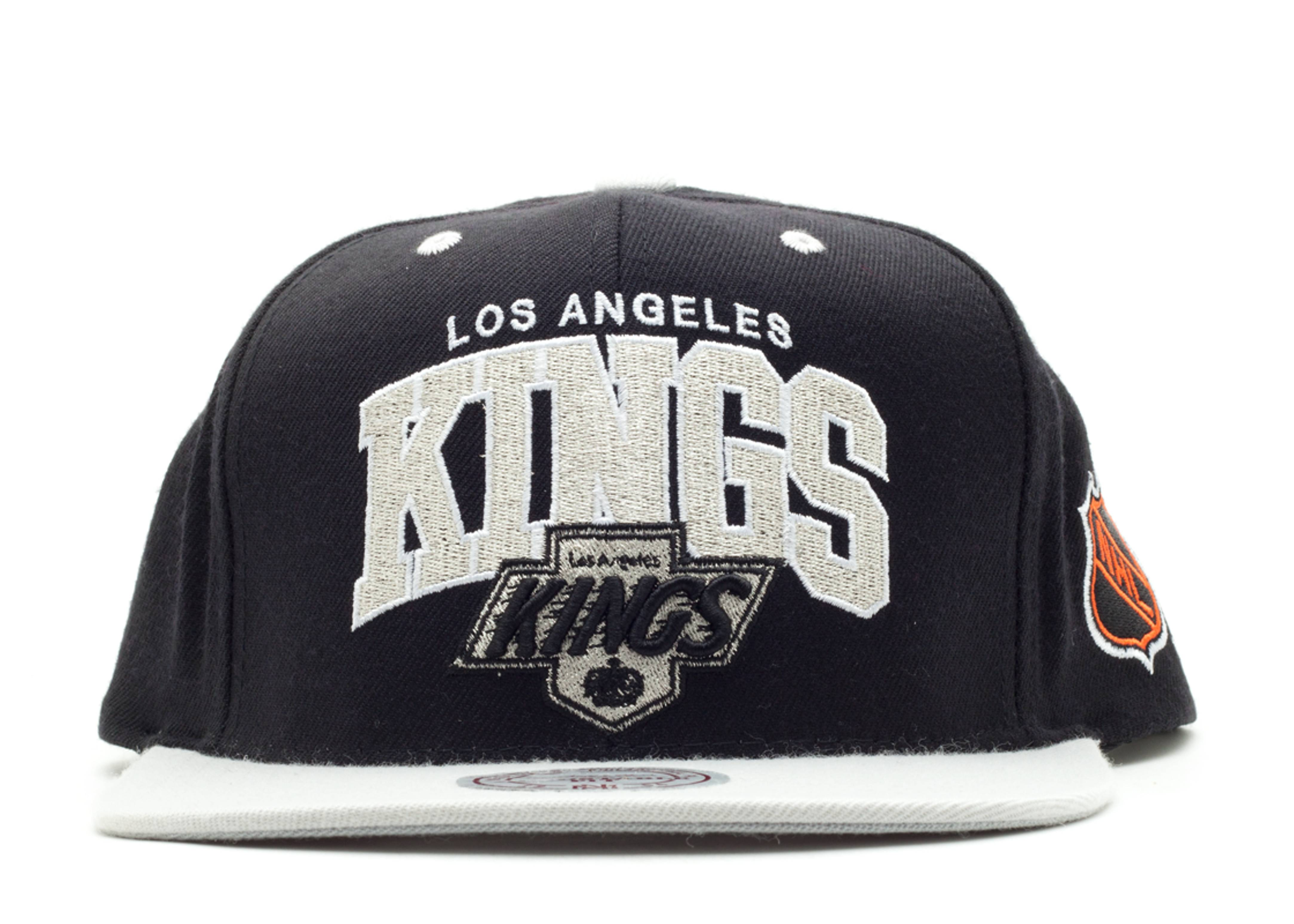"los angeles kings arch logo snap-back ""arch logo"""