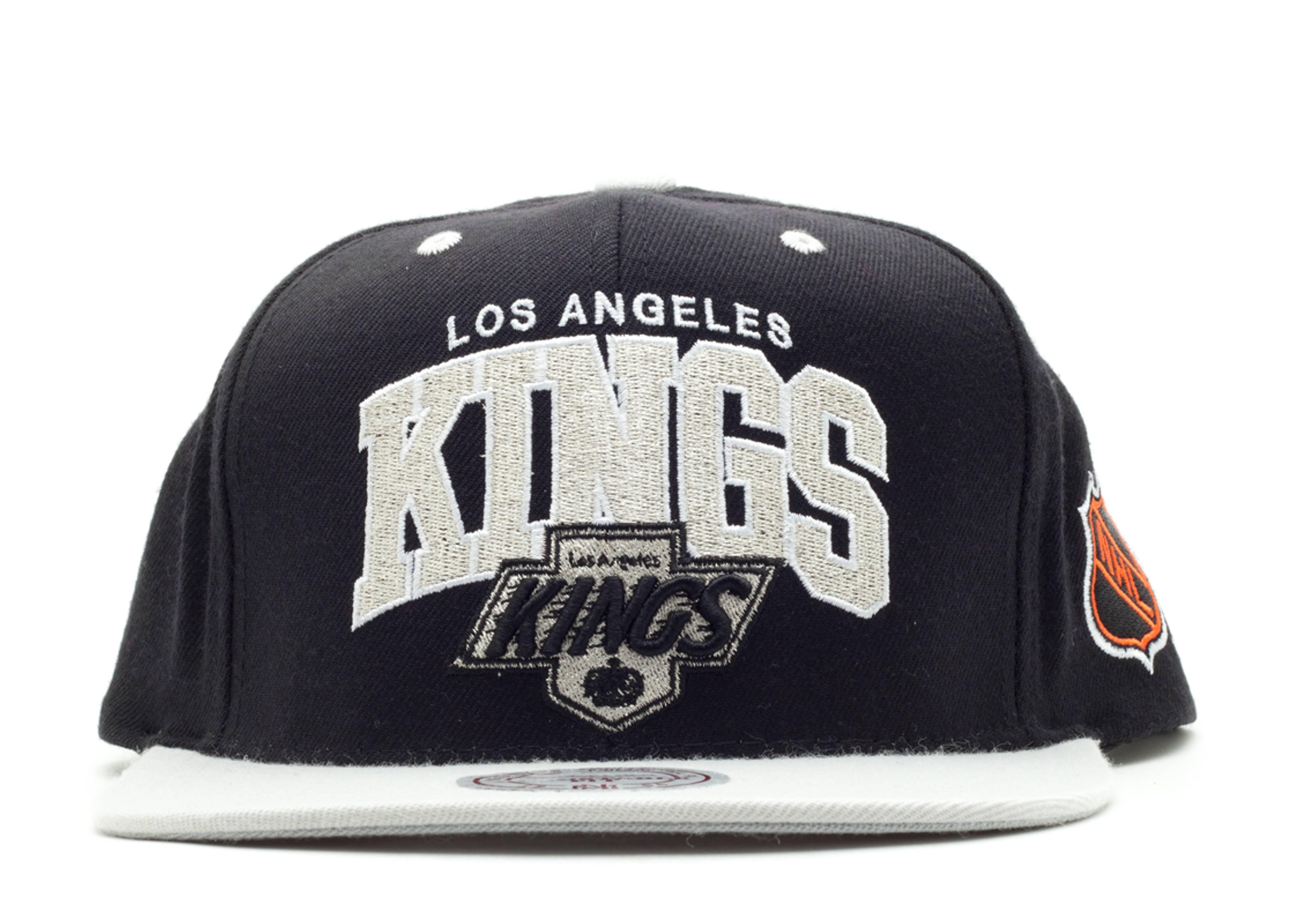 "los angeles kings arch logo snap-back ""arch logo"""
