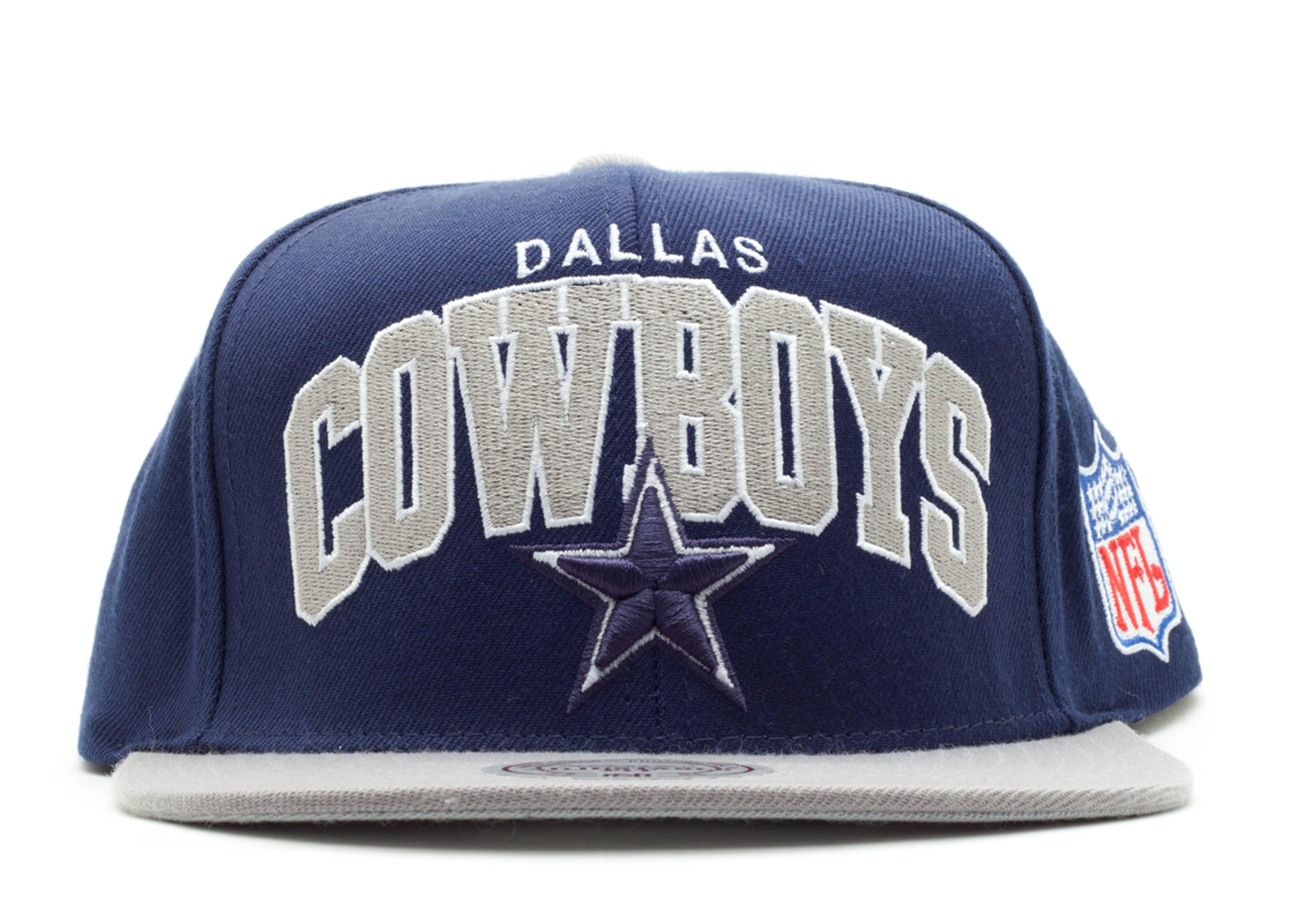 "dallas cowboys arch logo snap-back ""arch logo"""