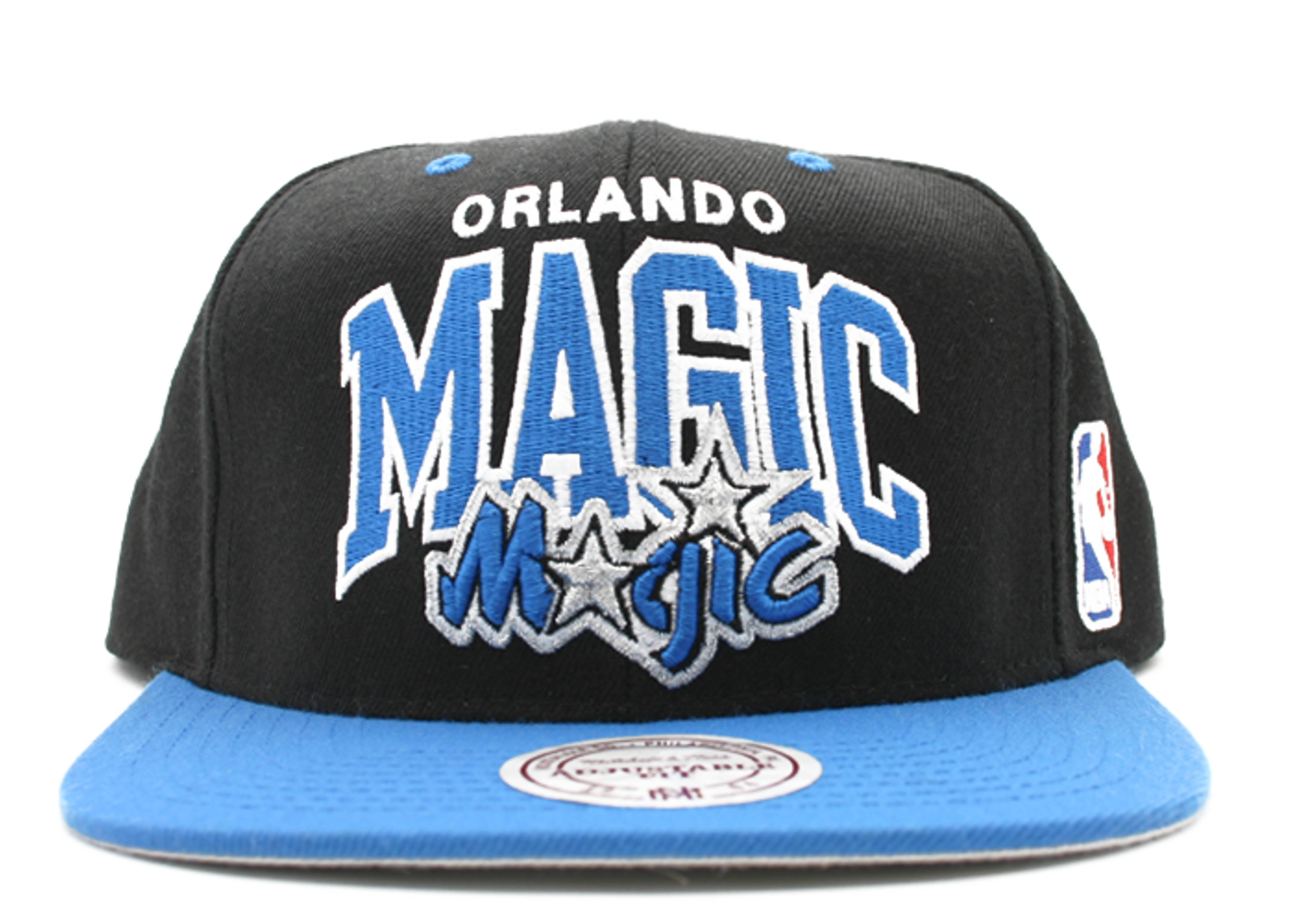 "orlando magic 2tone snap-back ""arch logo"""