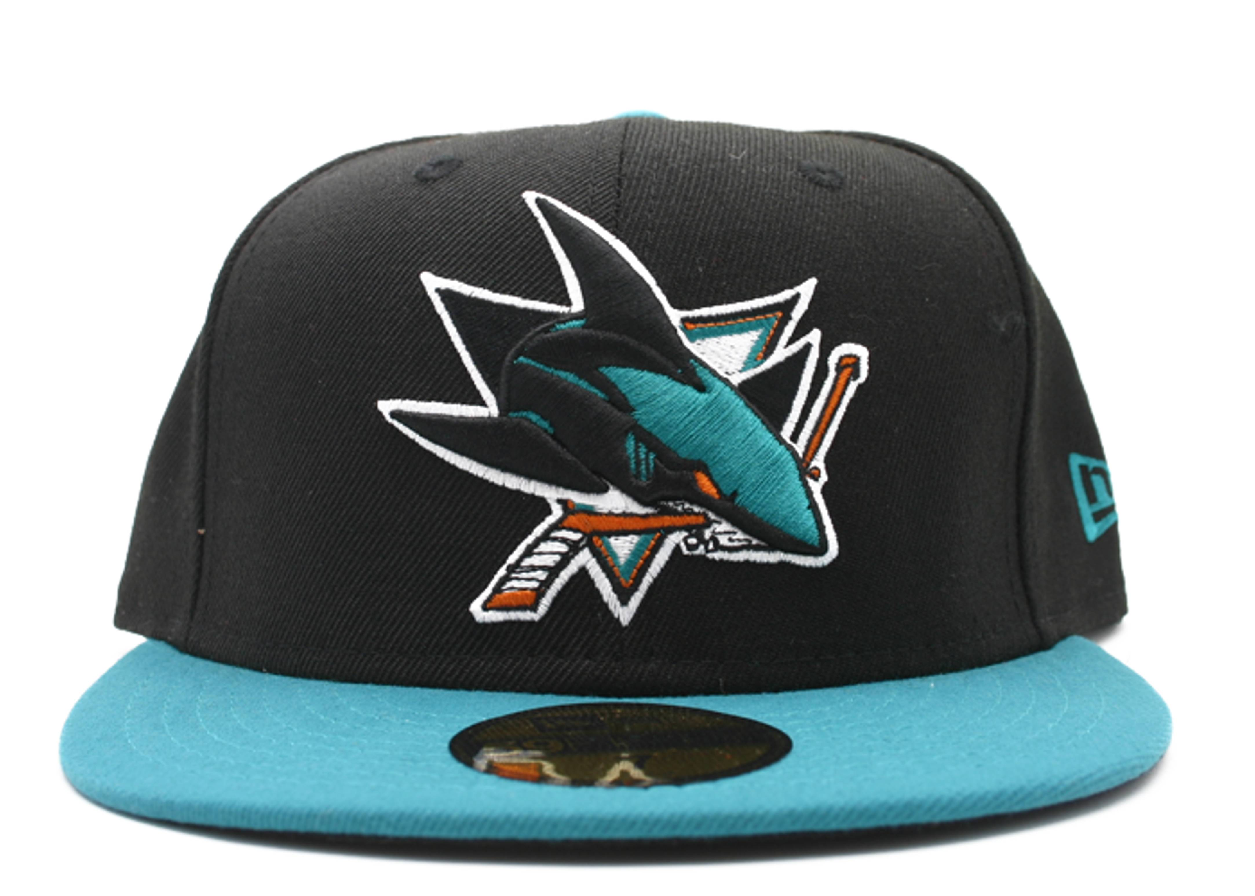 "san jose sharks fitted ""2-tone"""