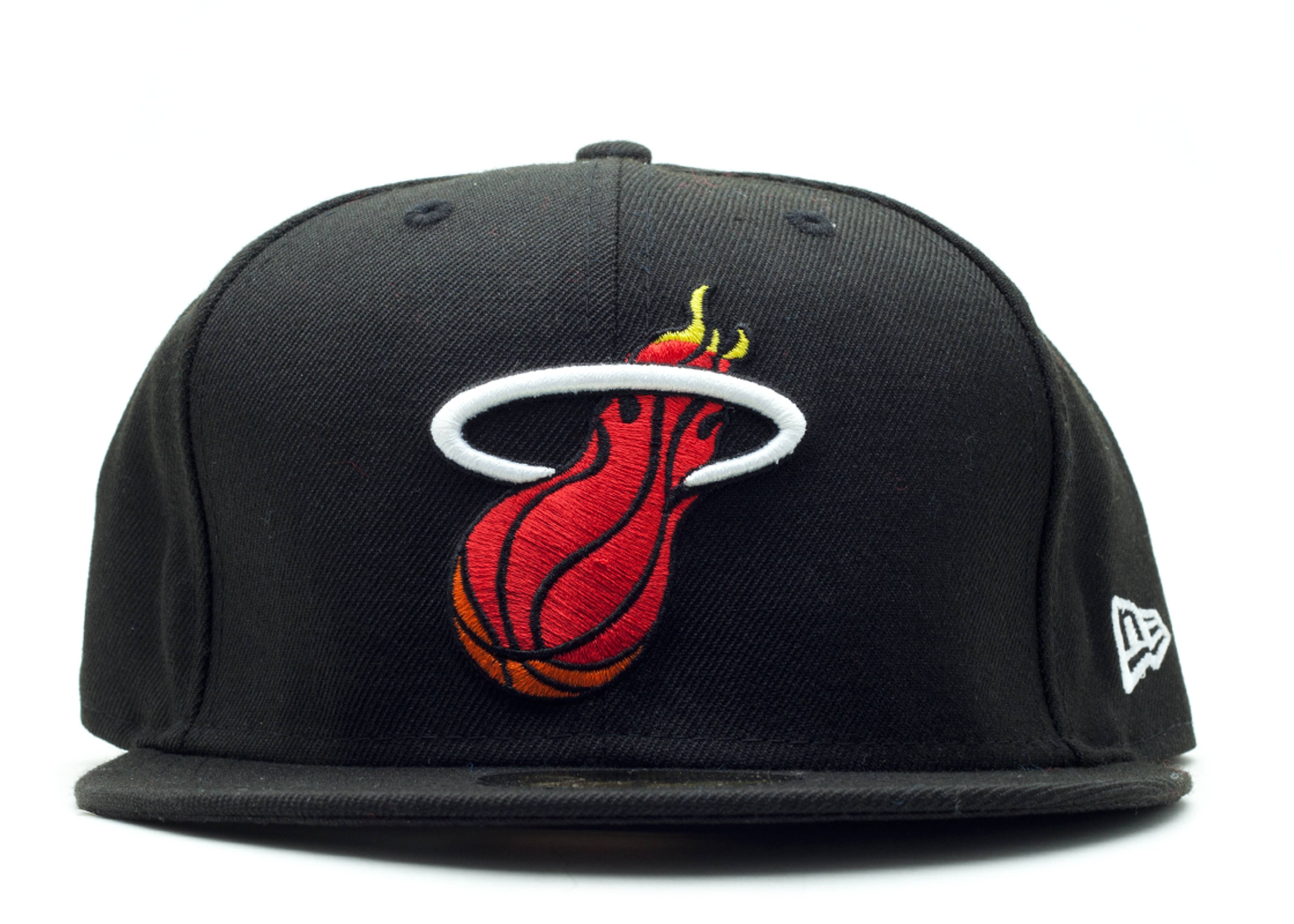 miami heat fitted
