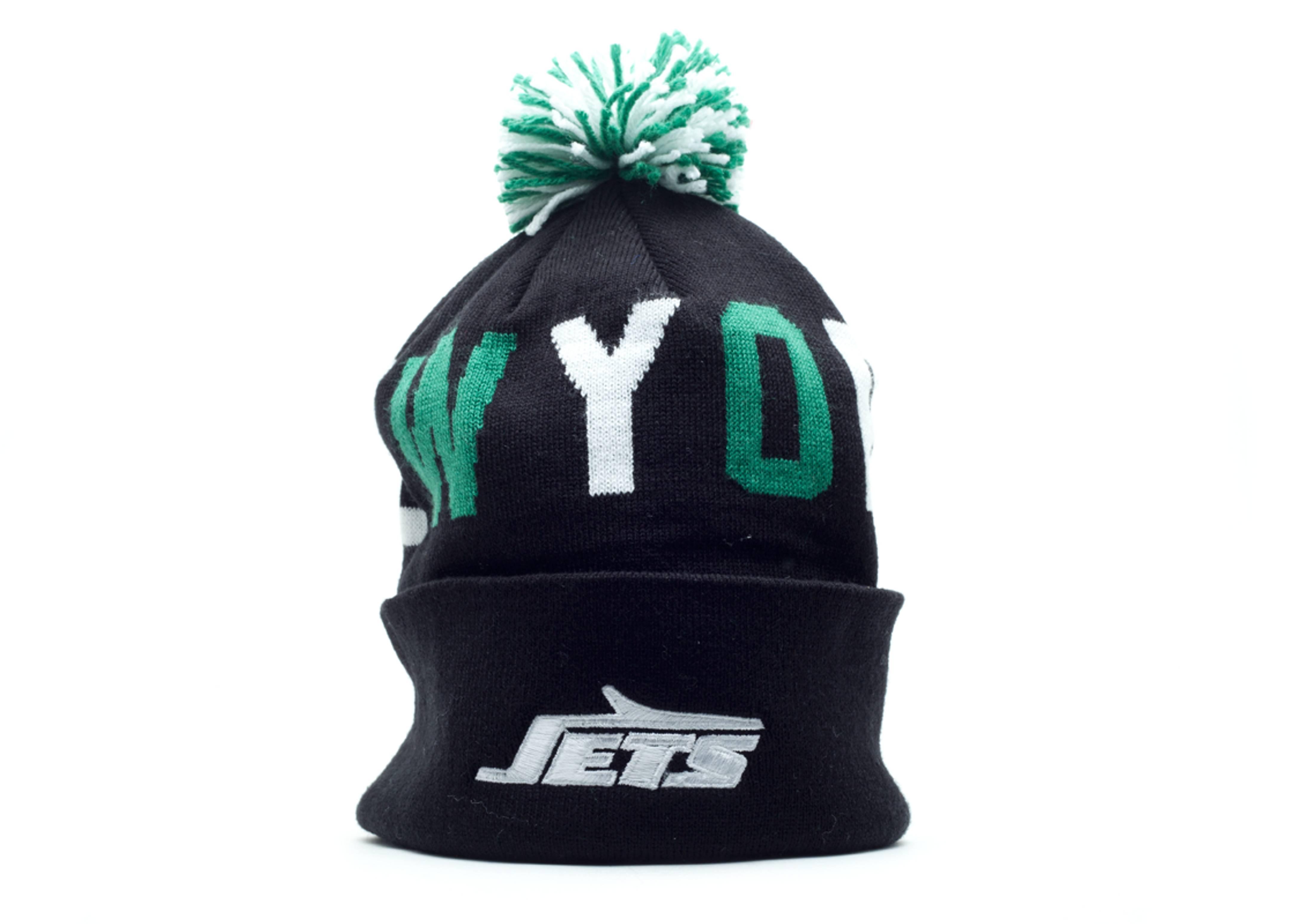 new york jets beanie