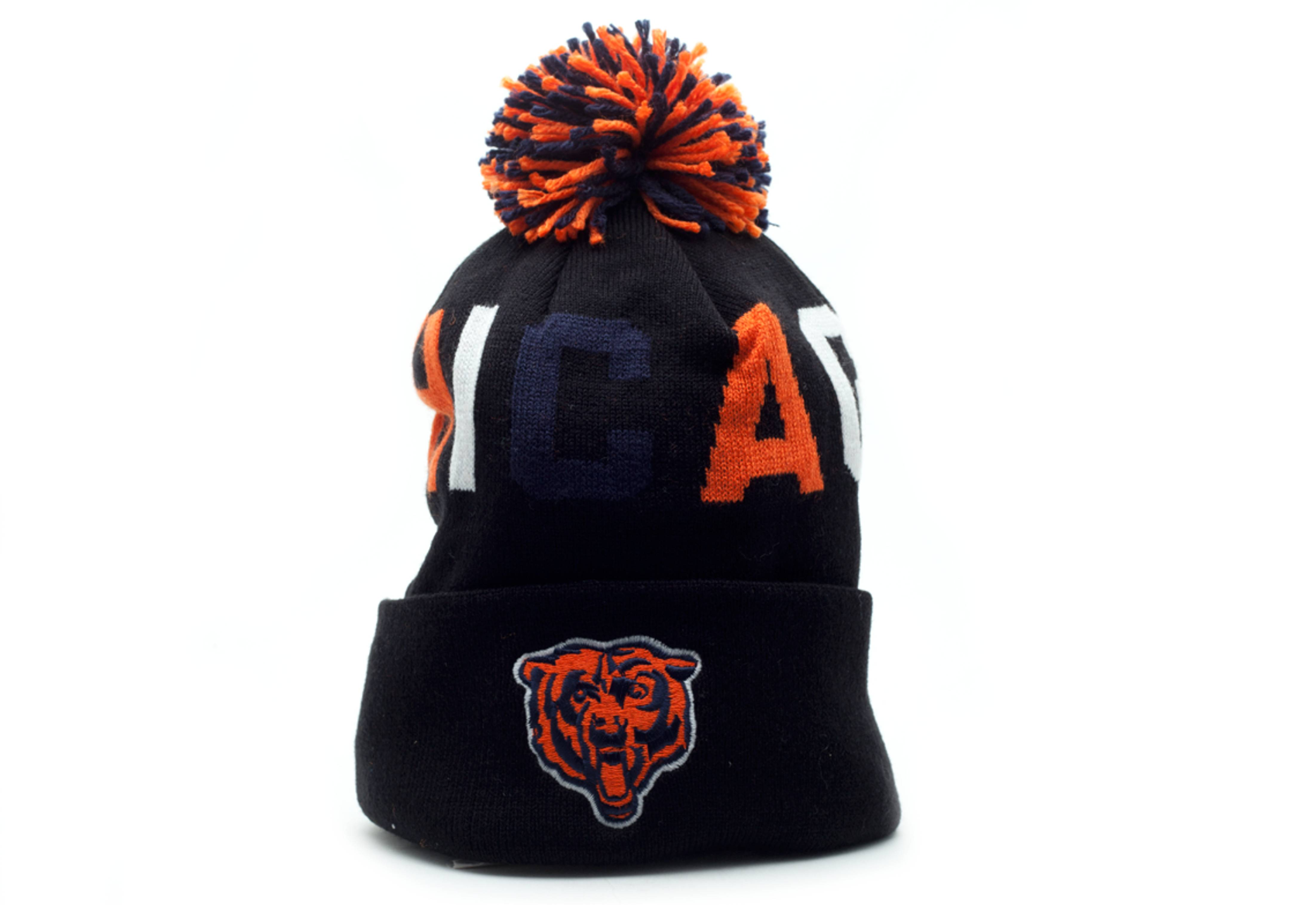 chicago bears beanie