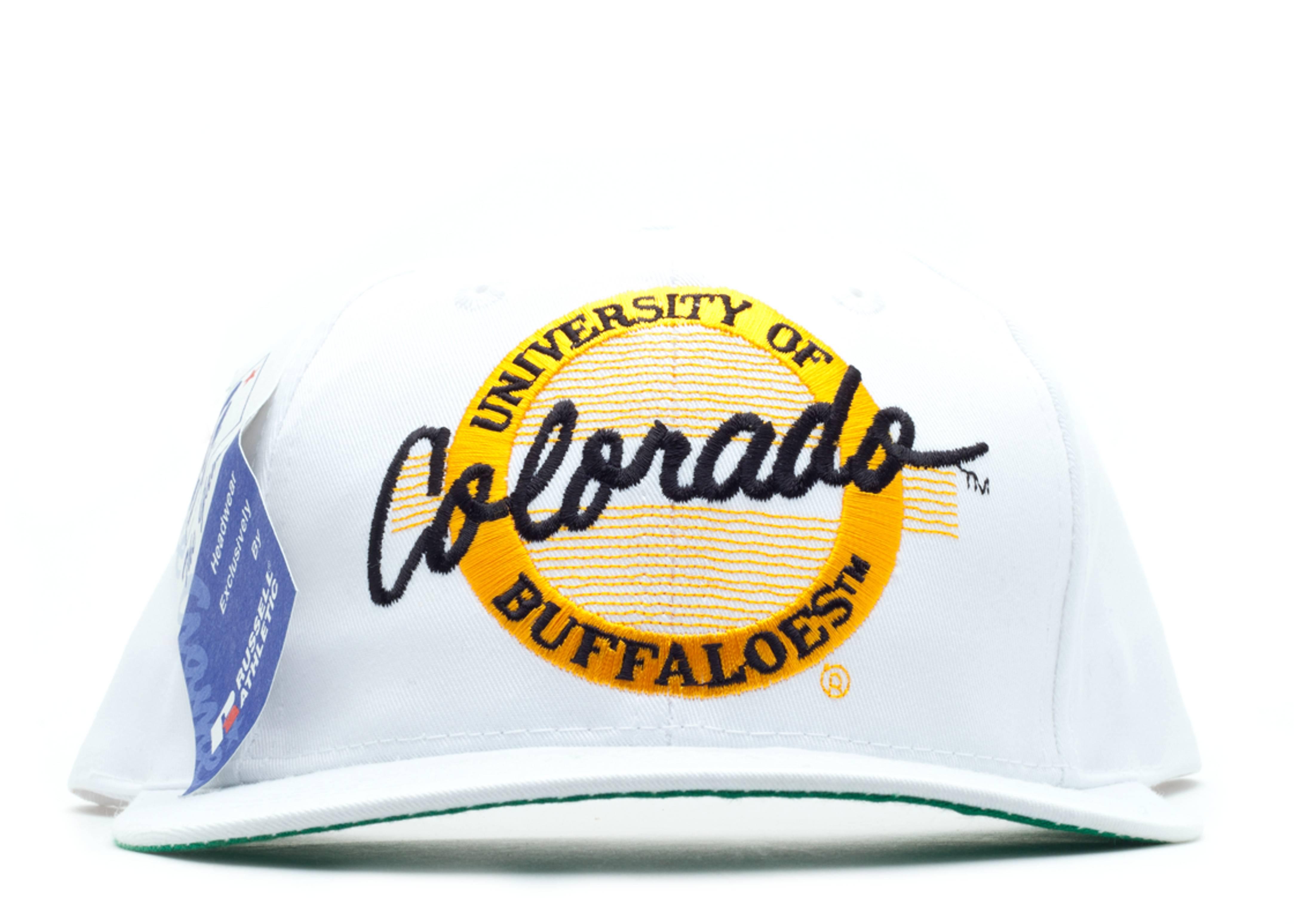 university of colorado snap-back